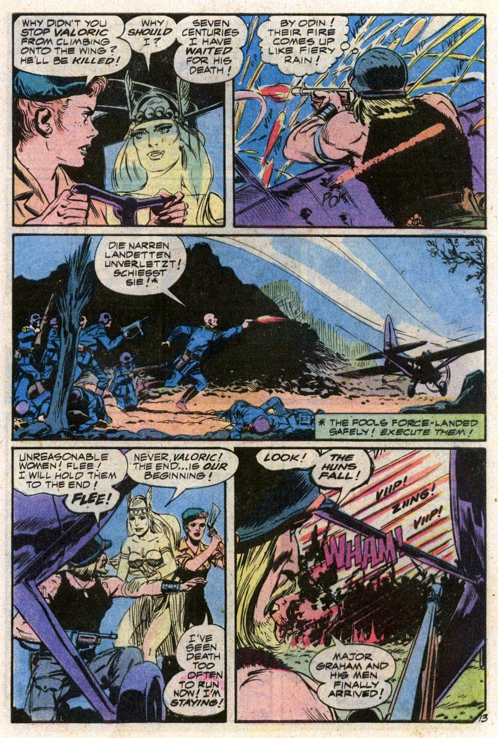 Read online All-Out War comic -  Issue #4 - 16
