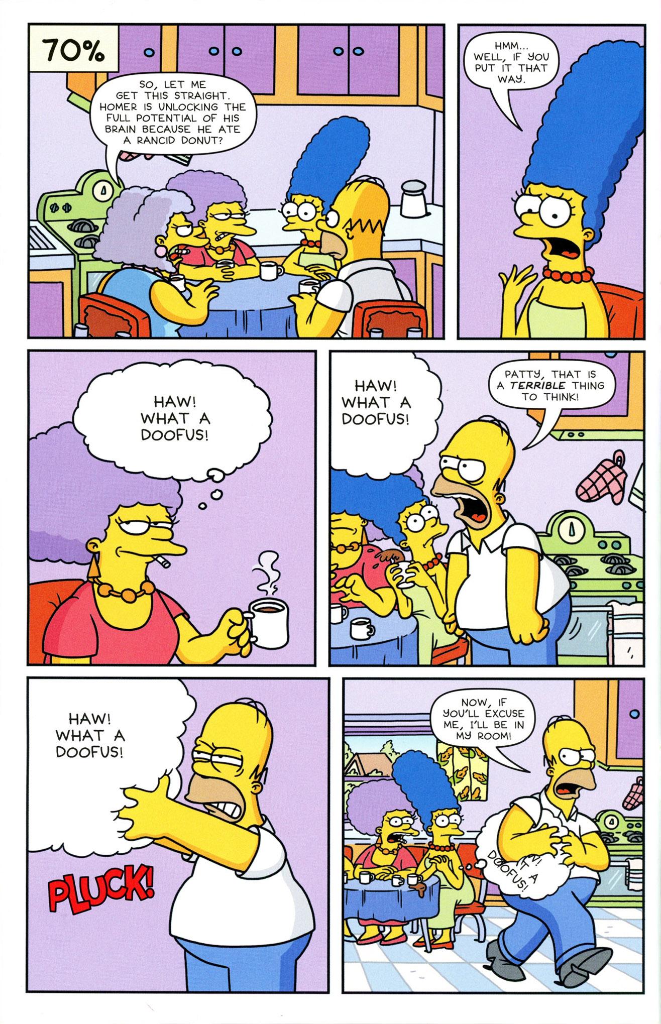 Read online Simpsons Comics comic -  Issue #233 - 10