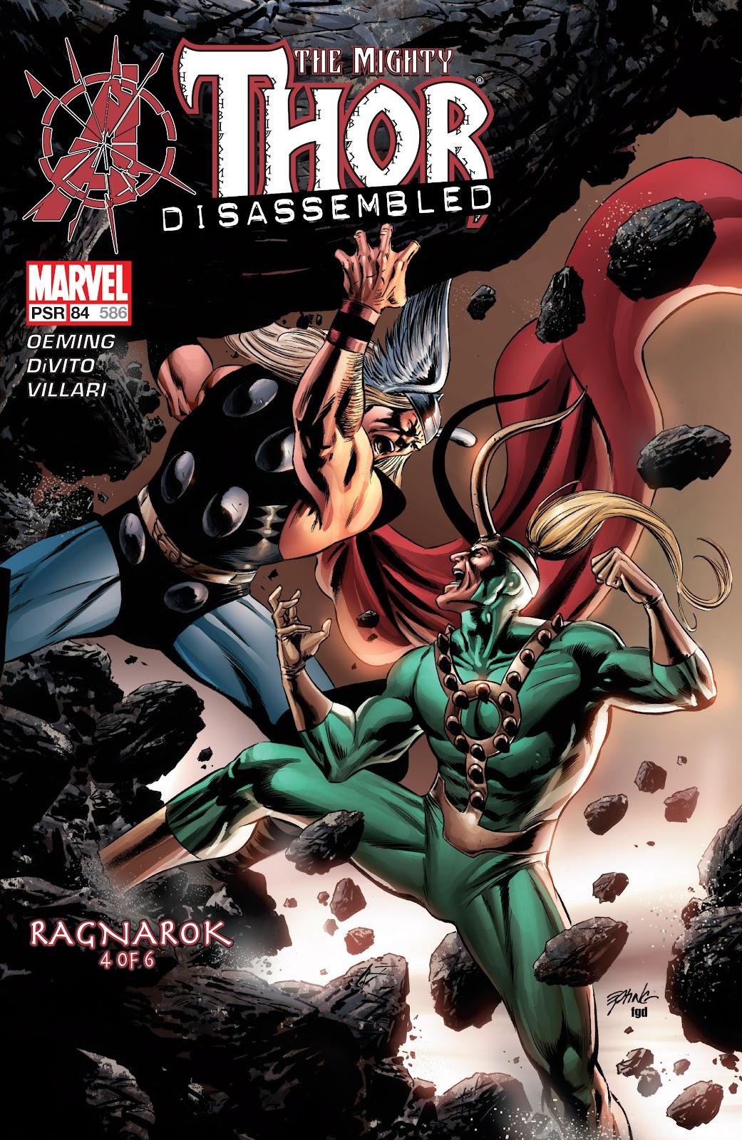 Read online Thor: Ragnaroks comic -  Issue # TPB (Part 3) - 19