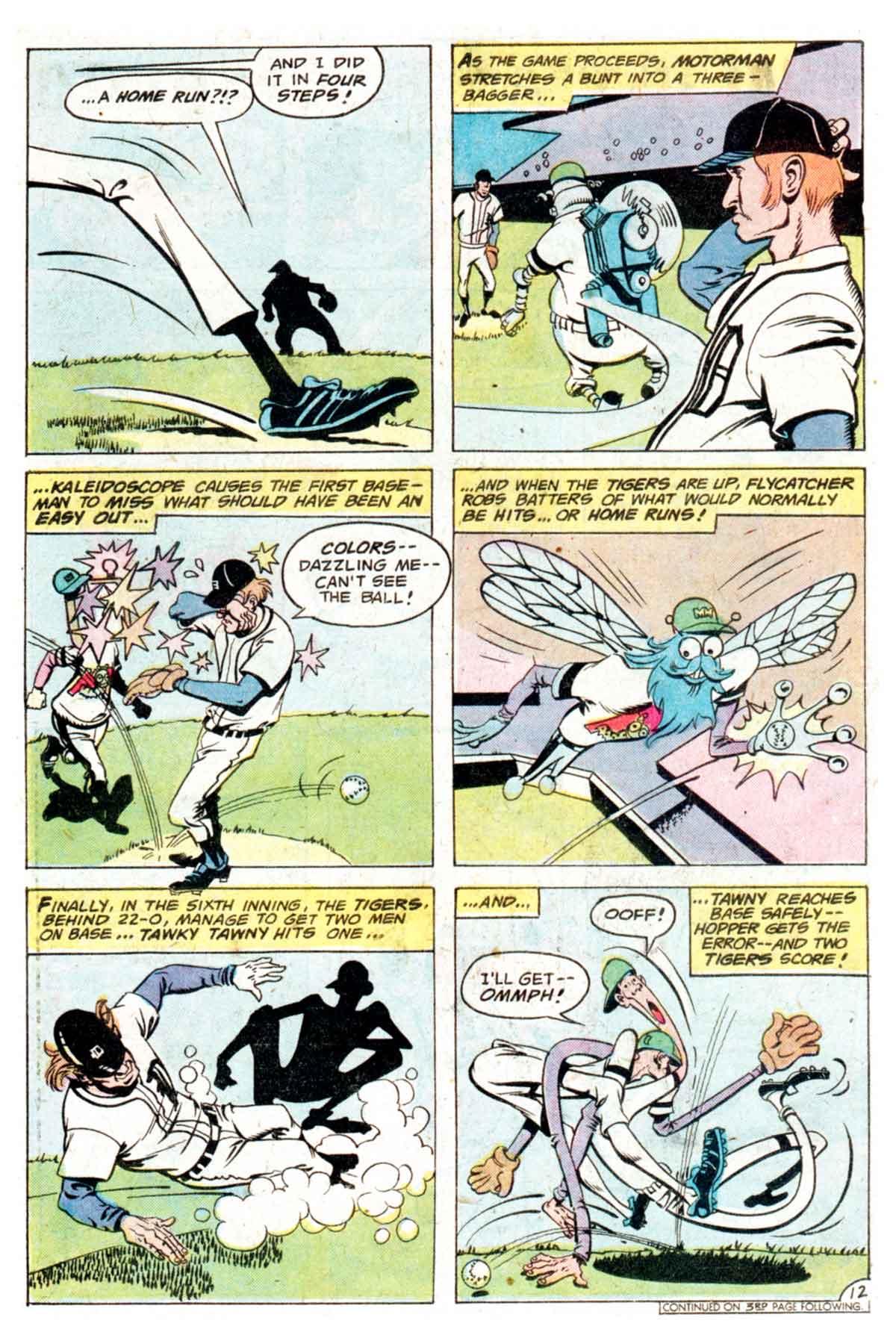 Read online Shazam! (1973) comic -  Issue #32 - 13