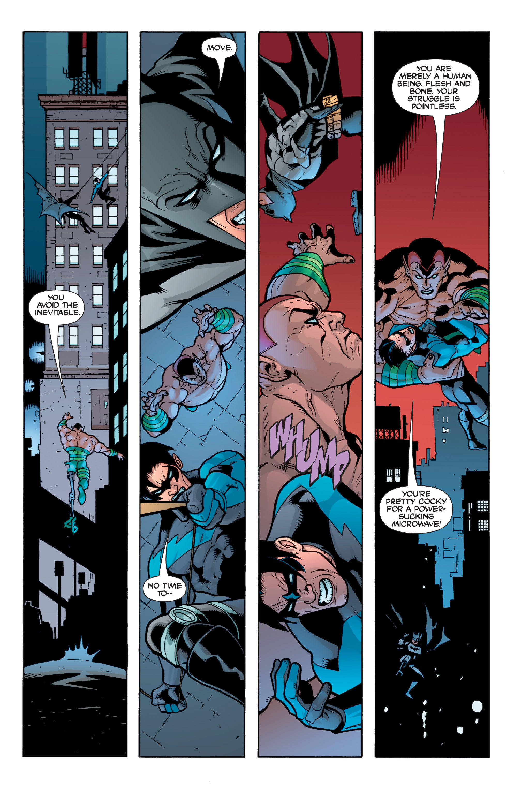 Read online Batman: Under The Red Hood comic -  Issue # Full - 64