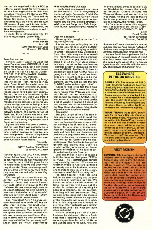 Read online Gunfire comic -  Issue #5 - 32