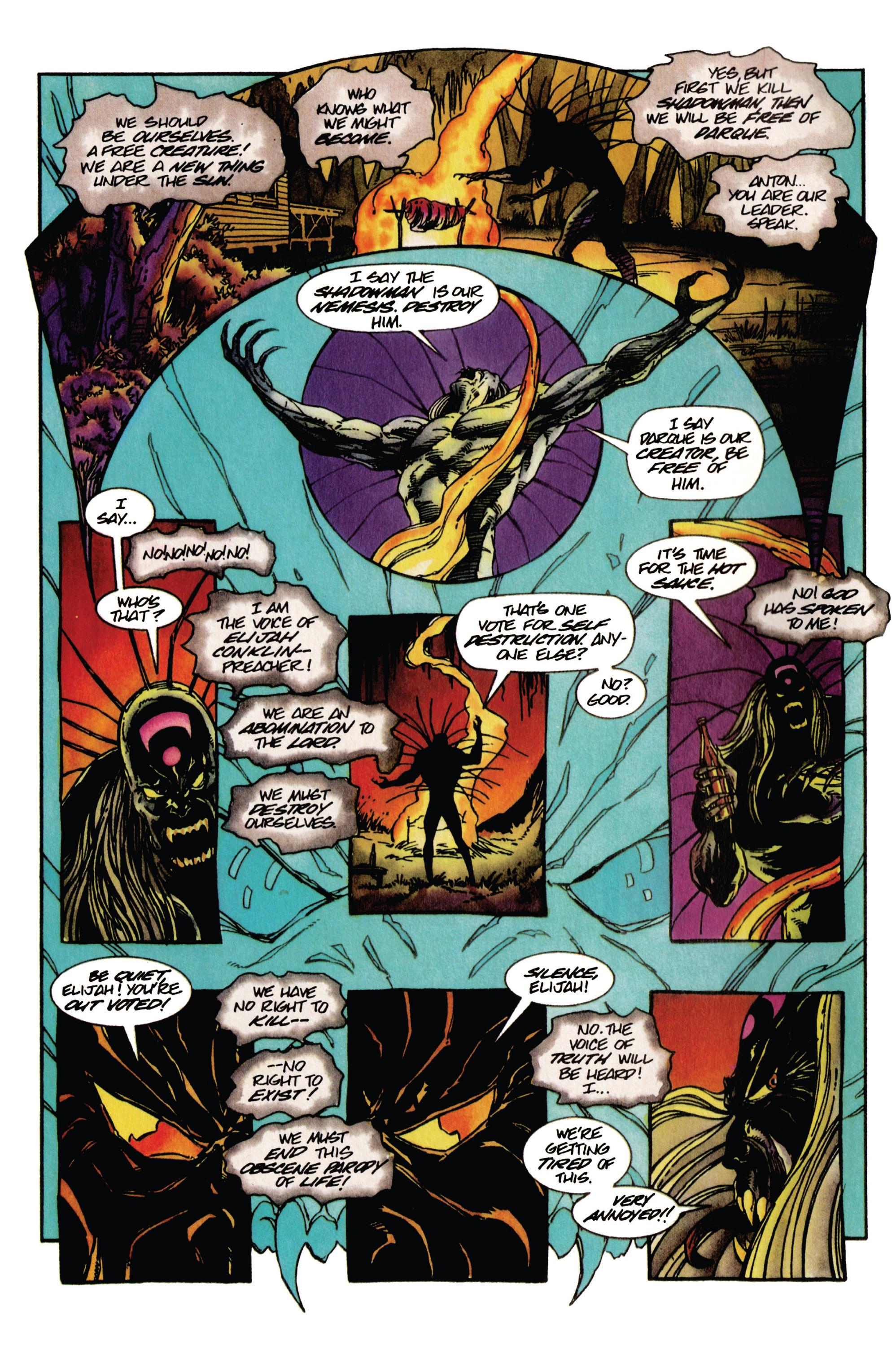 Read online Shadowman (1992) comic -  Issue #31 - 3