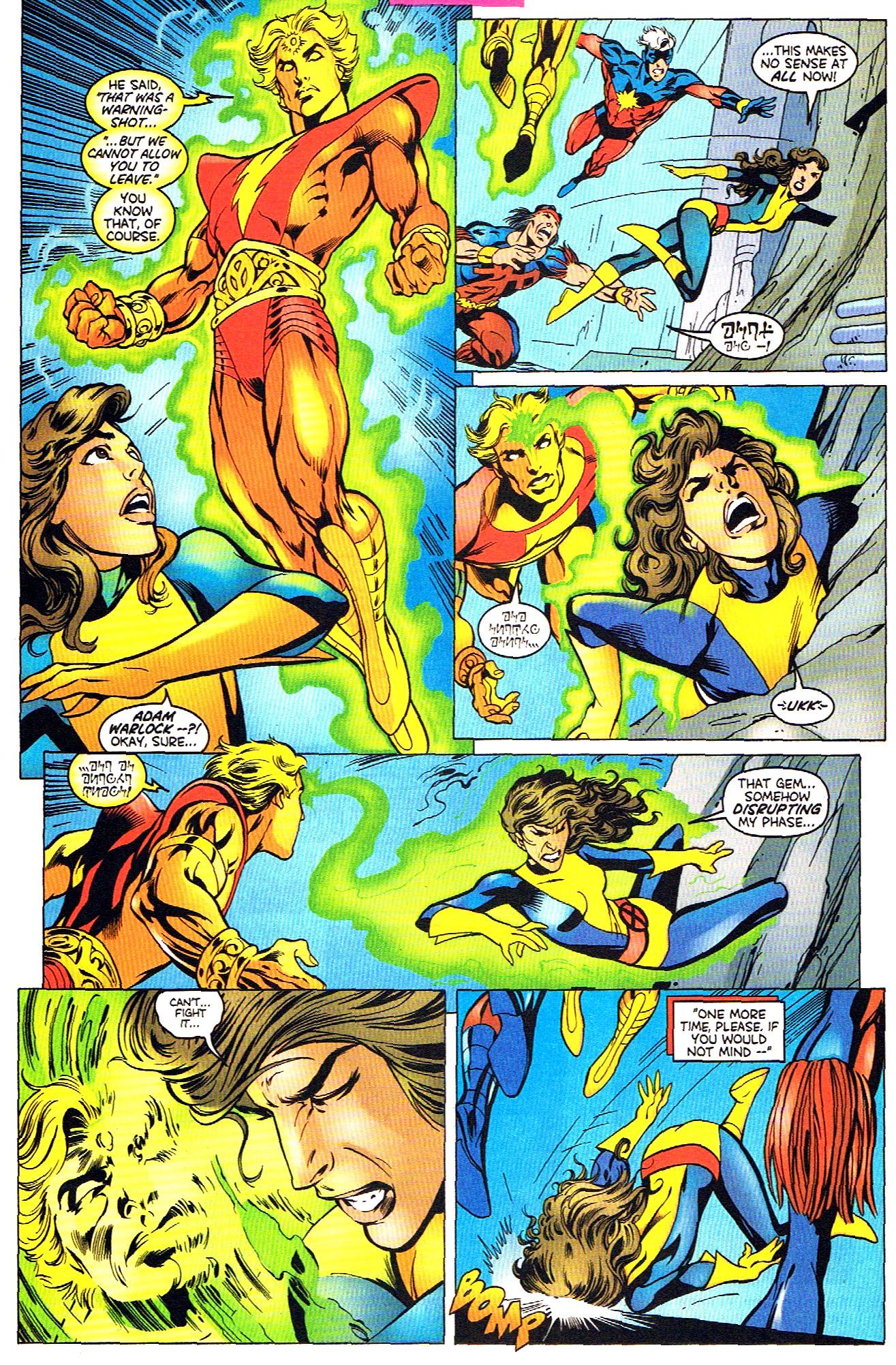 X-Men (1991) 89 Page 34