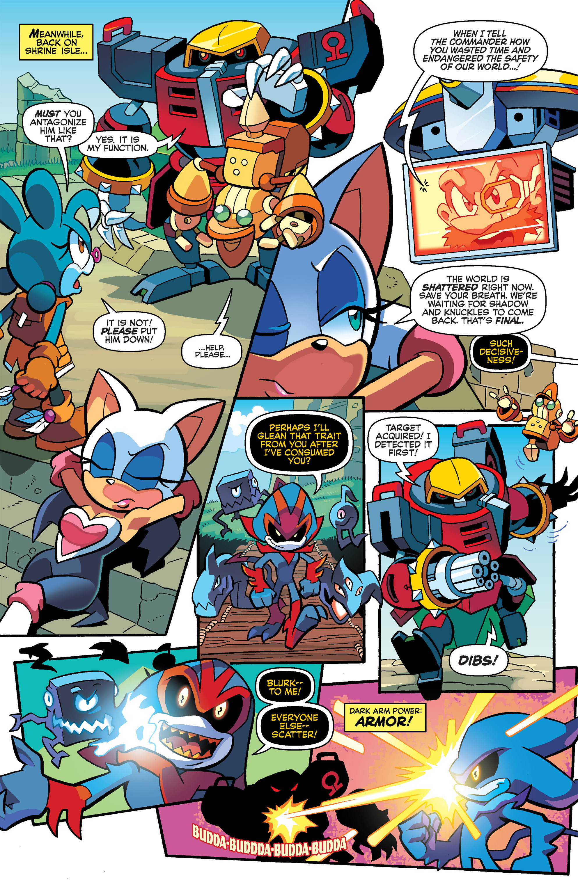 Read online Sonic Universe comic -  Issue #69 - 15