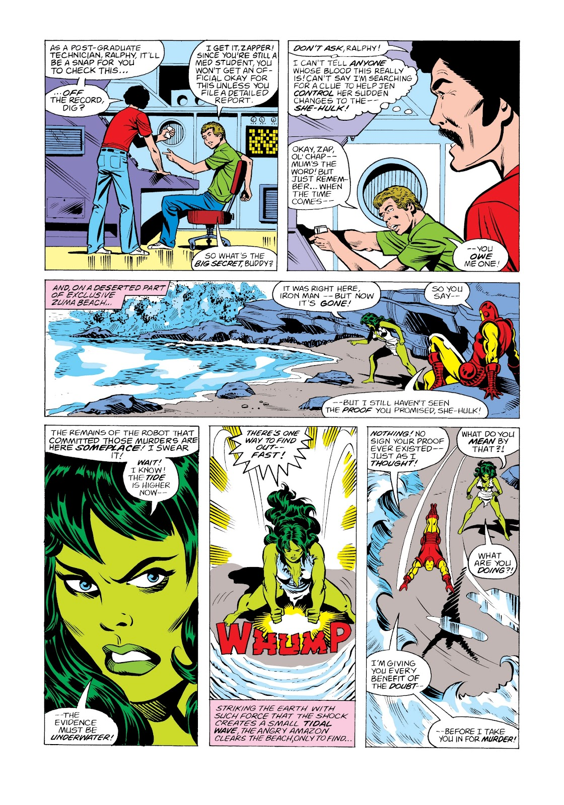 Marvel Masterworks: The Savage She-Hulk issue TPB_1_(Part_2) - Page 10