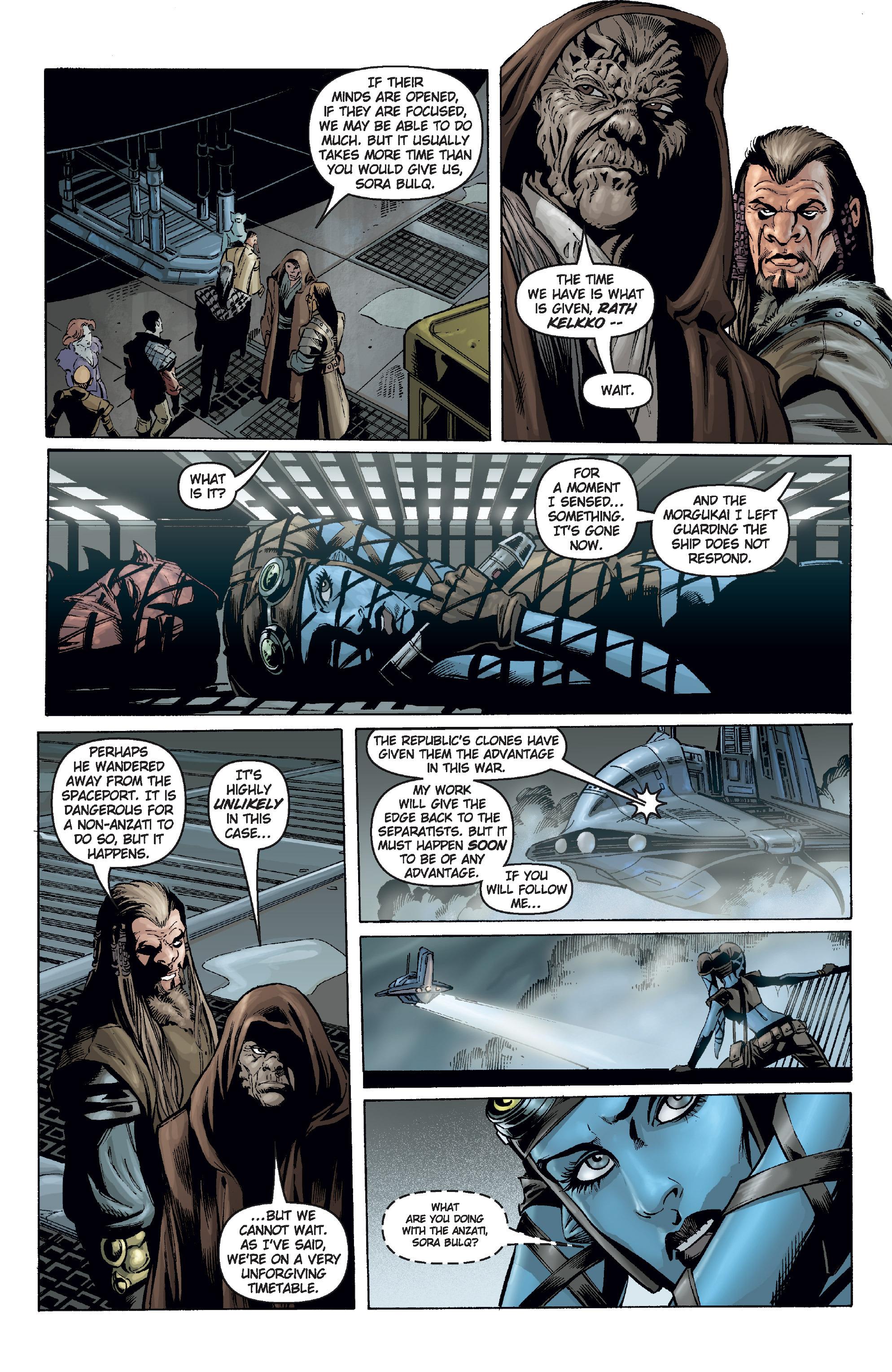 Read online Star Wars Omnibus comic -  Issue # Vol. 26 - 228