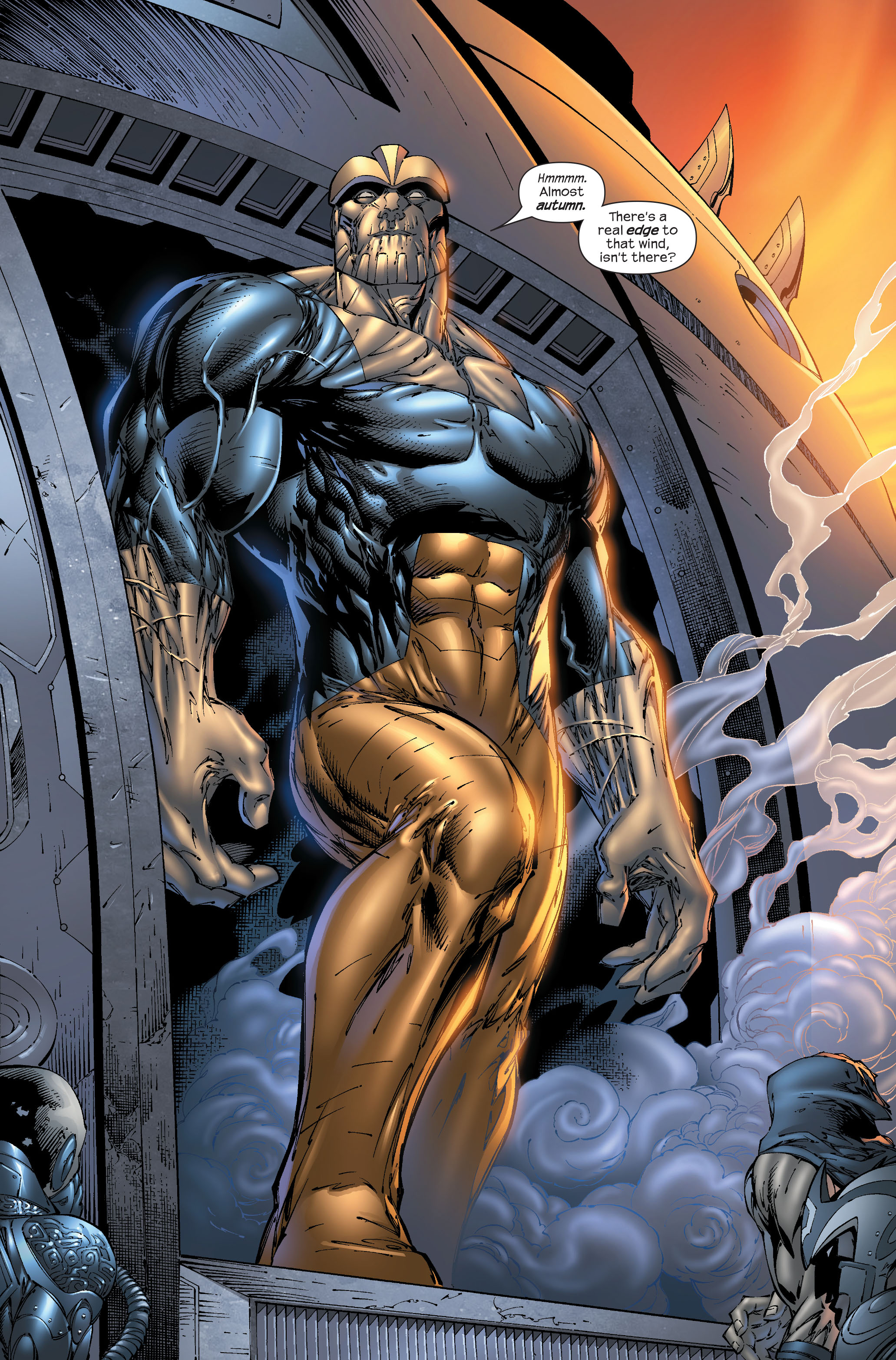Read online Ultimate Fantastic Four (2004) comic -  Issue #51 - 11