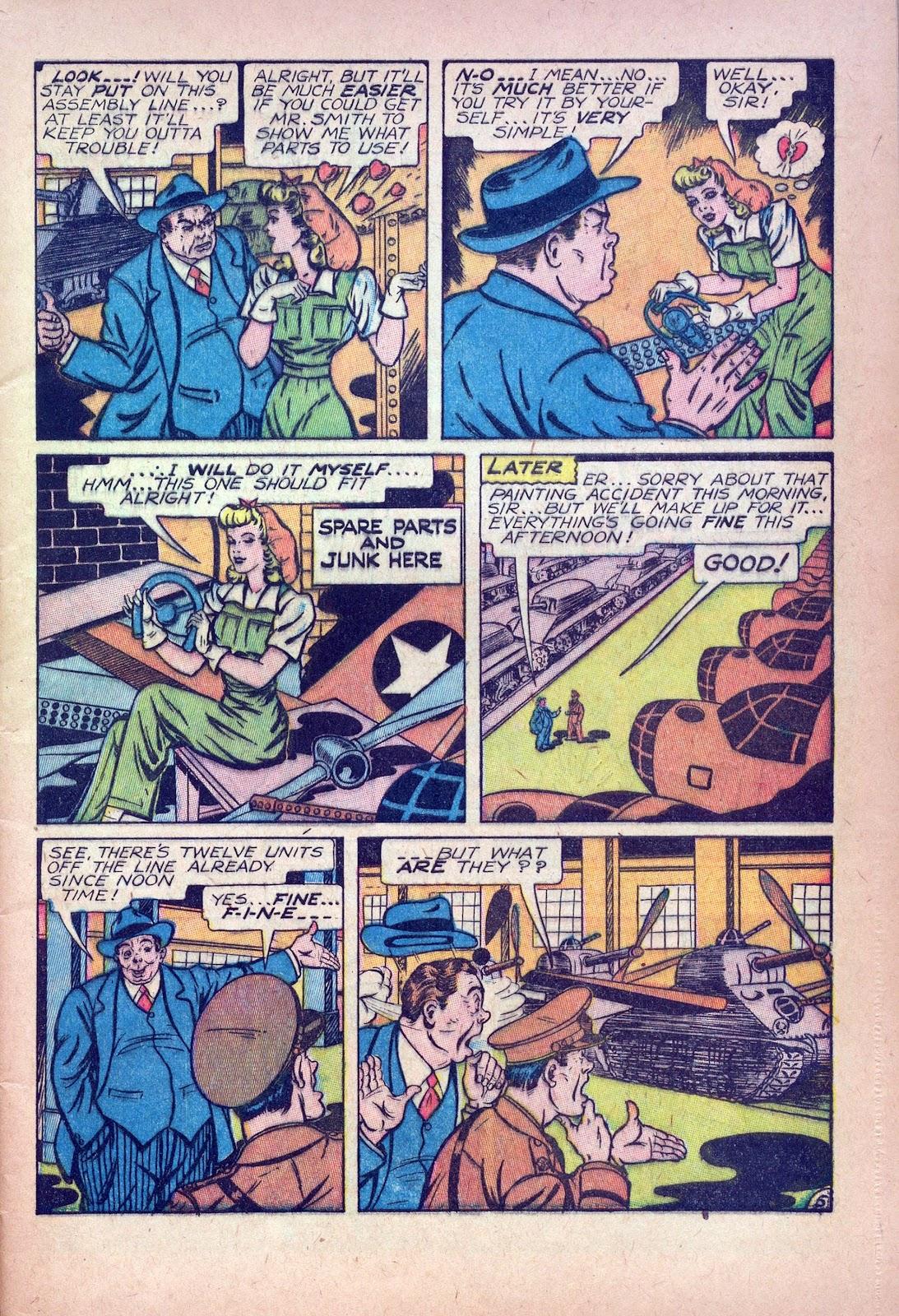Read online Joker Comics comic -  Issue #16 - 7