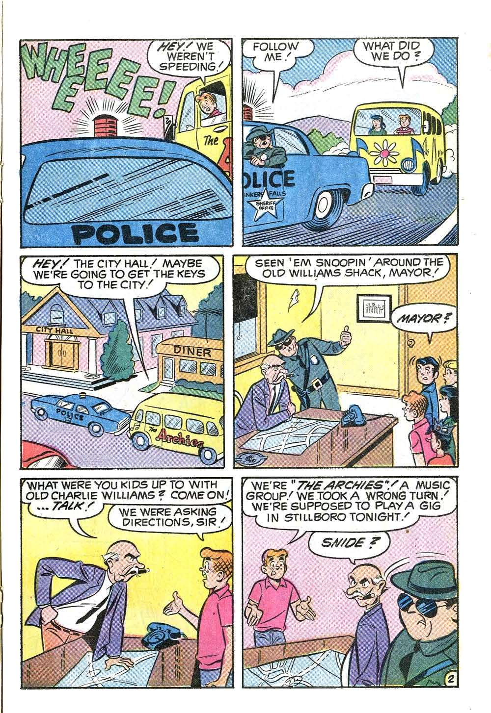 Read online Archie (1960) comic -  Issue #204 - 21