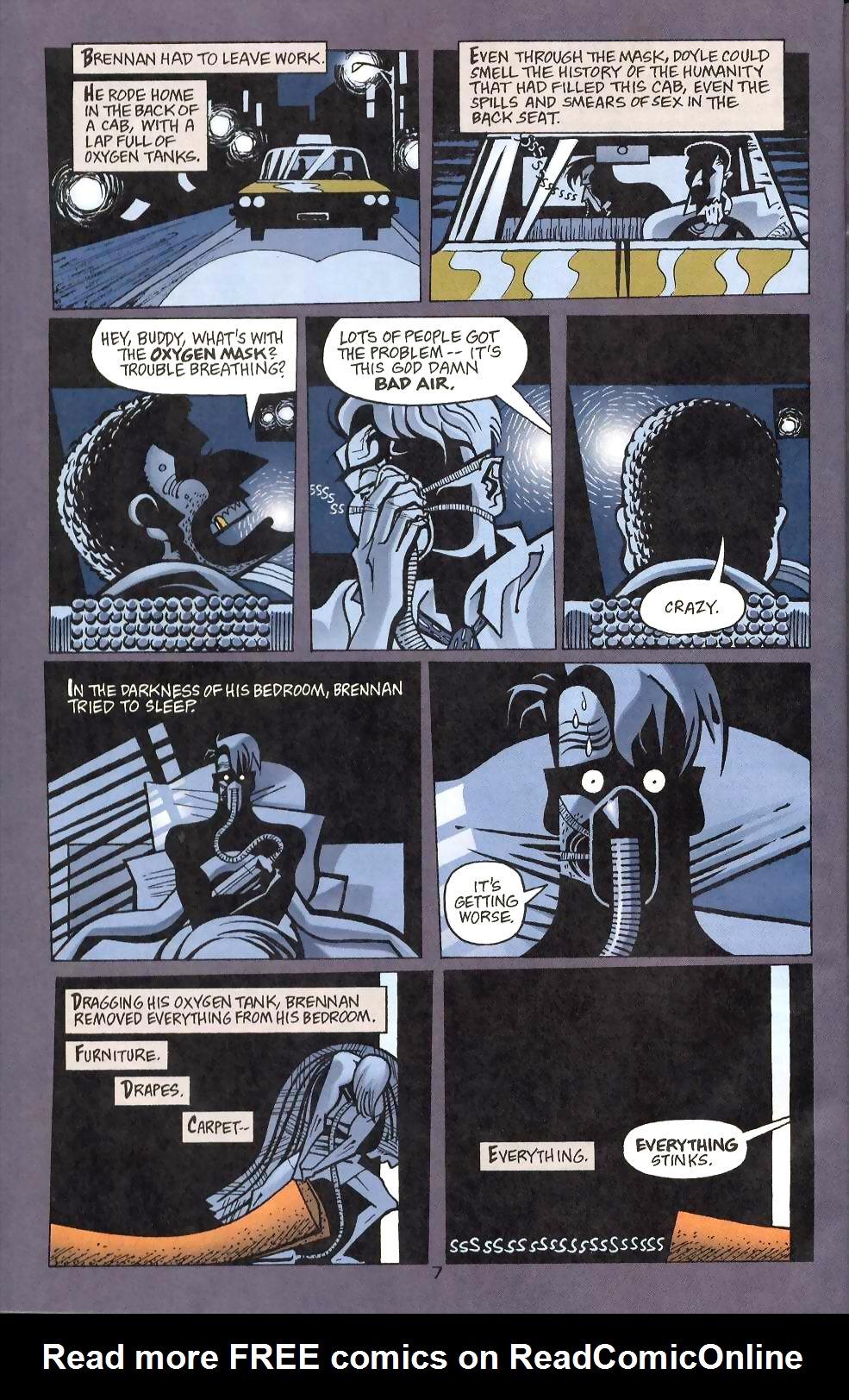 Read online Flinch comic -  Issue #5 - 21