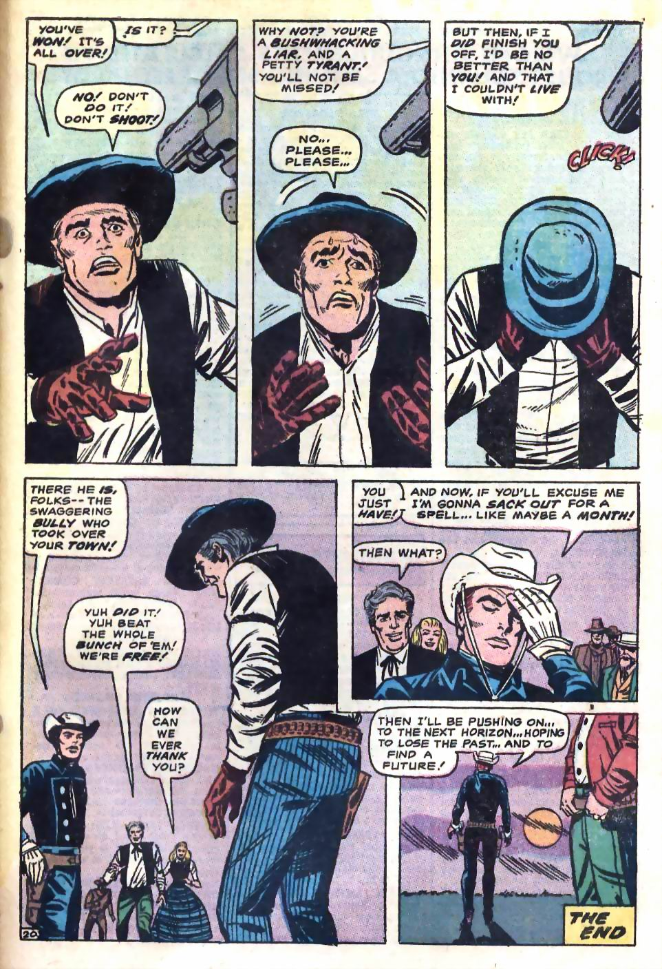The Rawhide Kid (1955) issue 75 - Page 29
