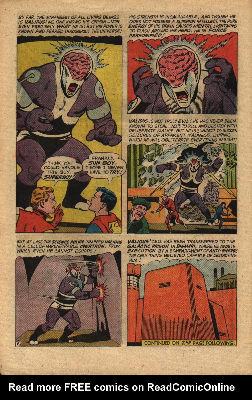Read online Adventure Comics (1938) comic -  Issue #352 - 8