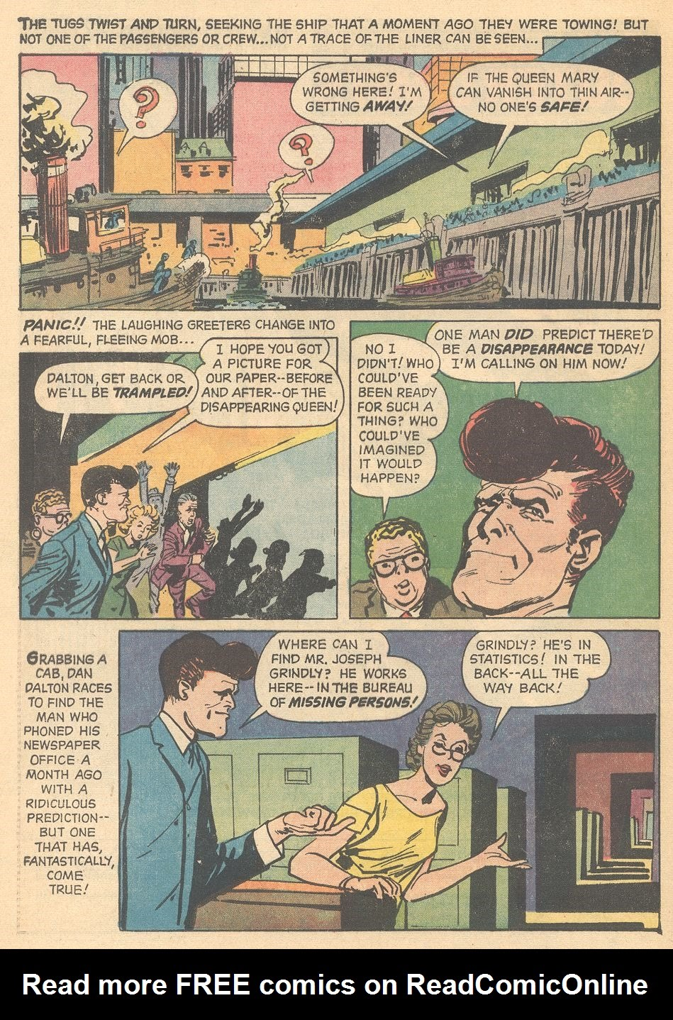 The Outer Limits issue 1 - Page 4