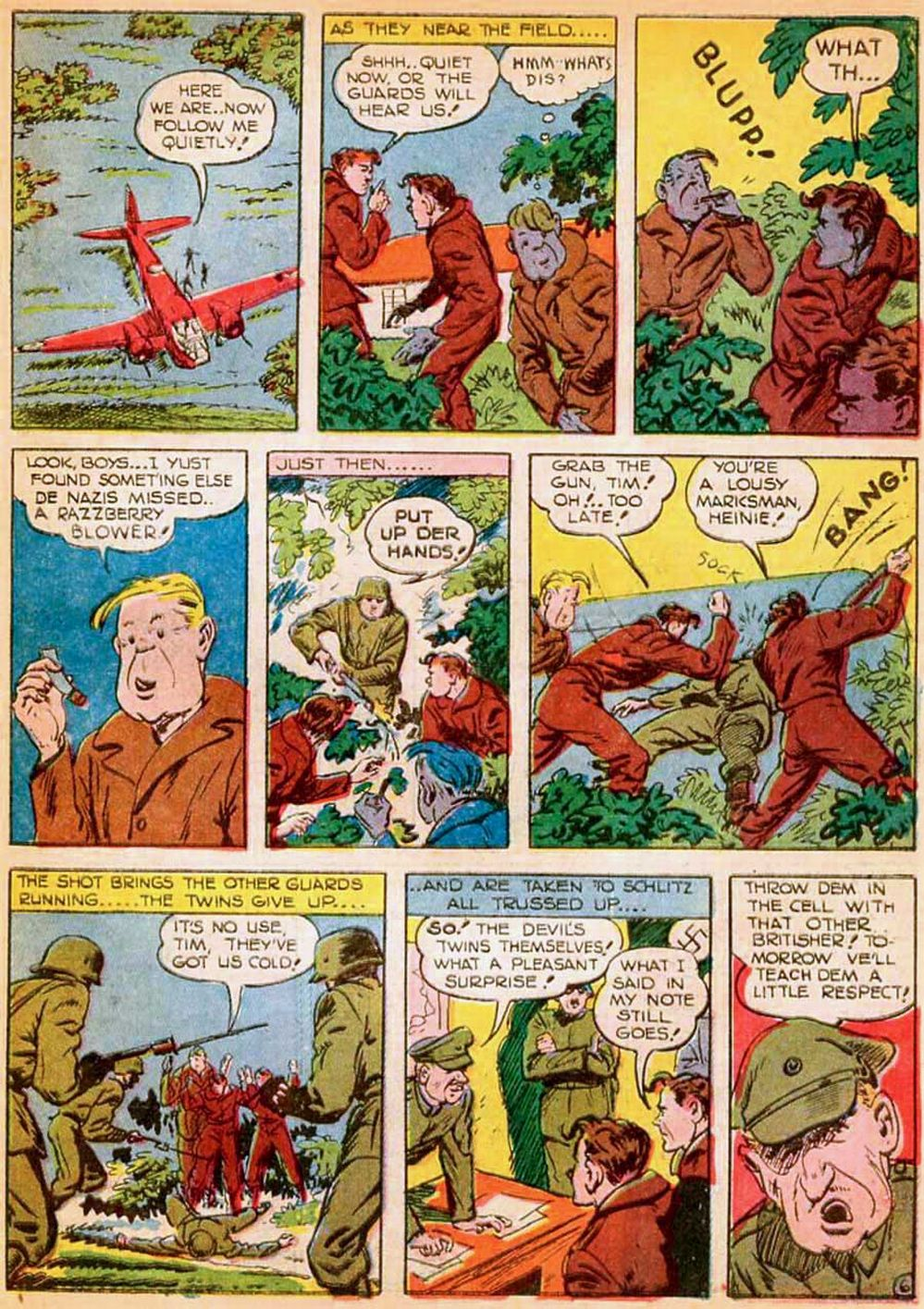 Zip Comics issue 19 - Page 51