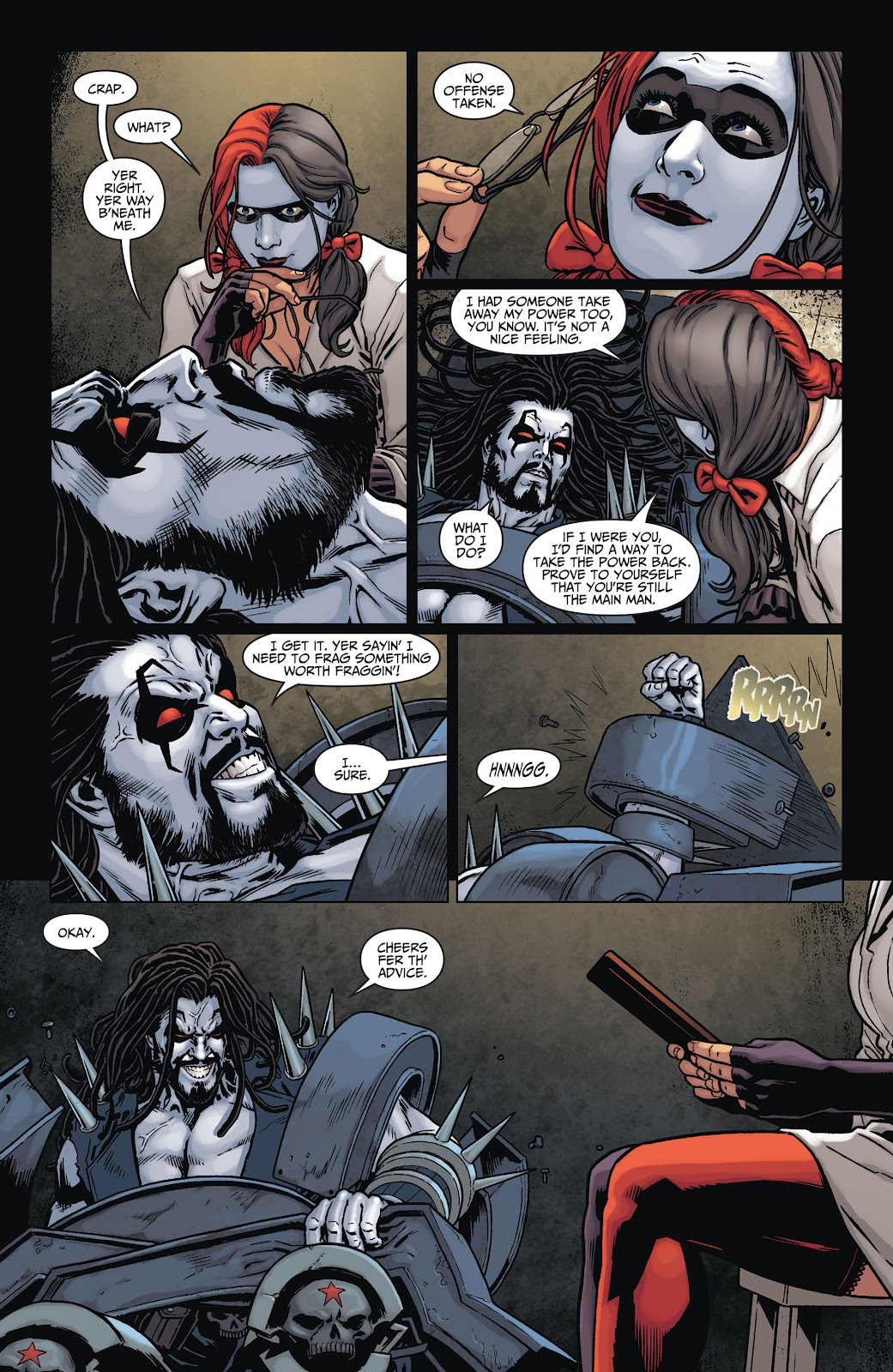 Injustice: Gods Among Us [I] issue _Annual_1 - Page 37