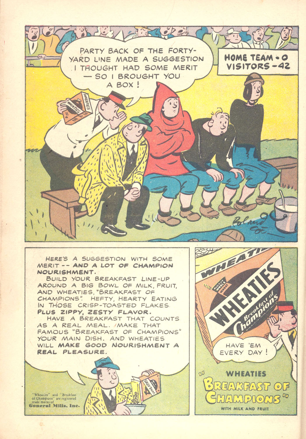Read online Wonder Woman (1942) comic -  Issue #15 - 14