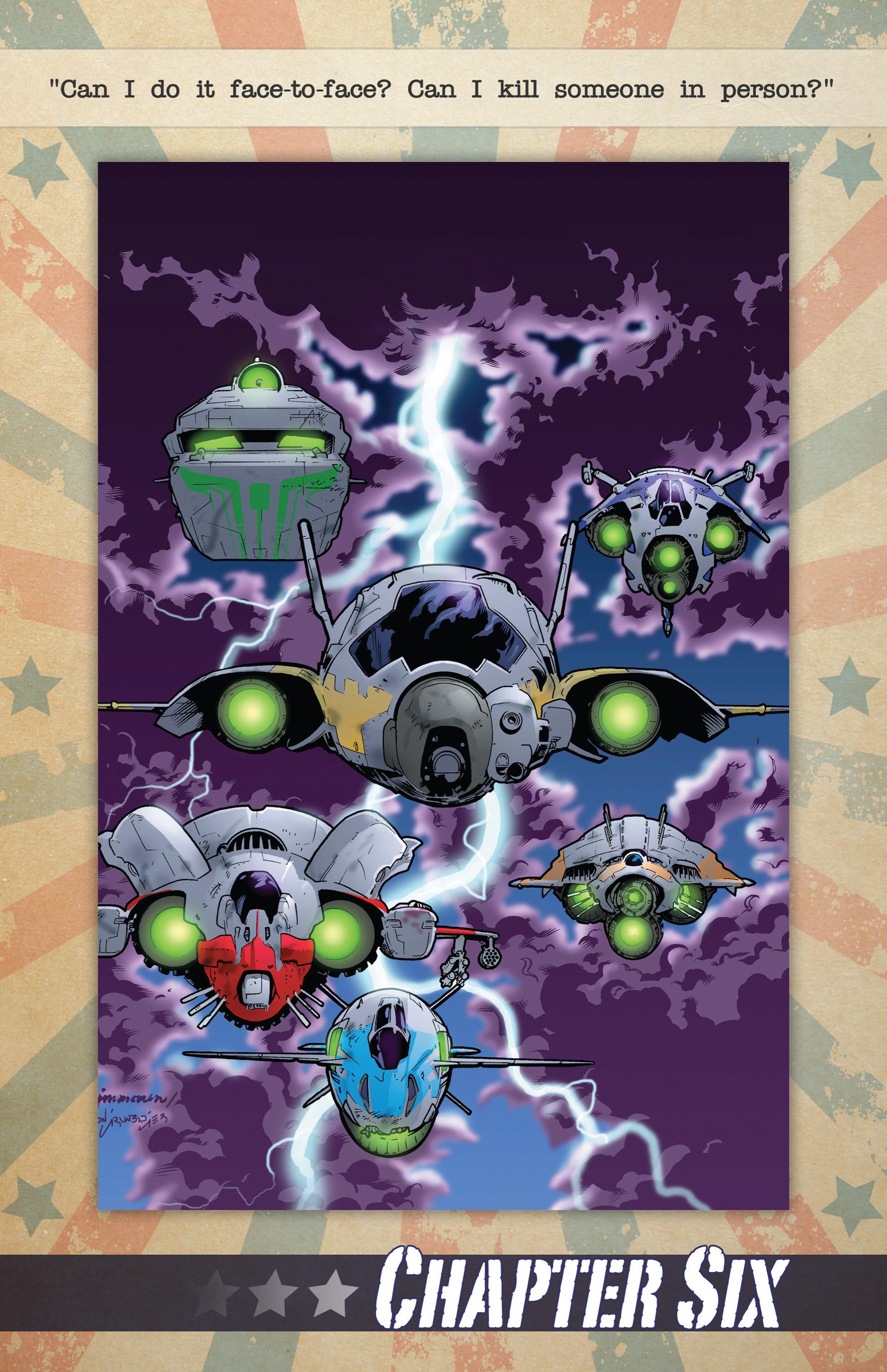 Read online Shockrockets comic -  Issue # TPB - 125