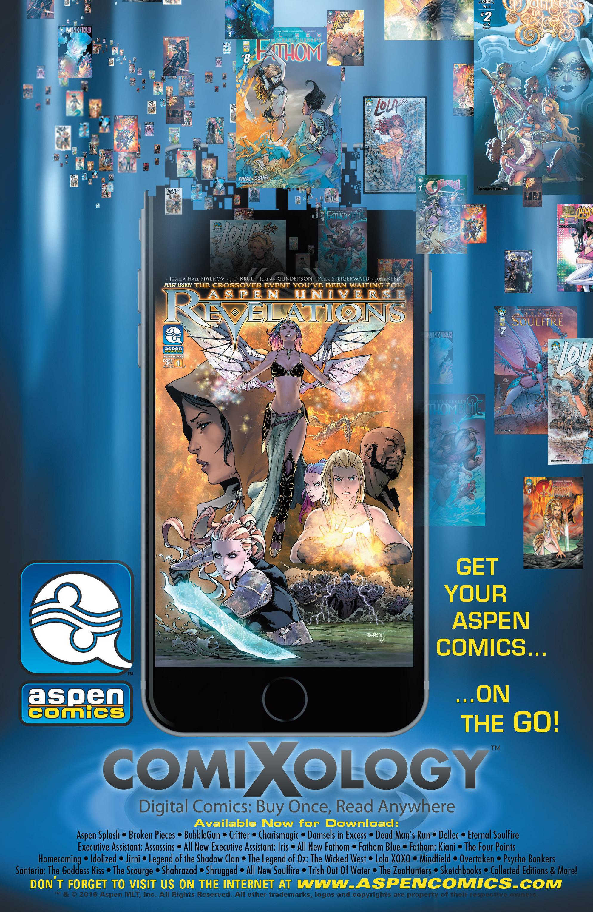Read online Aspen Universe: Revelations comic -  Issue #1 - 29