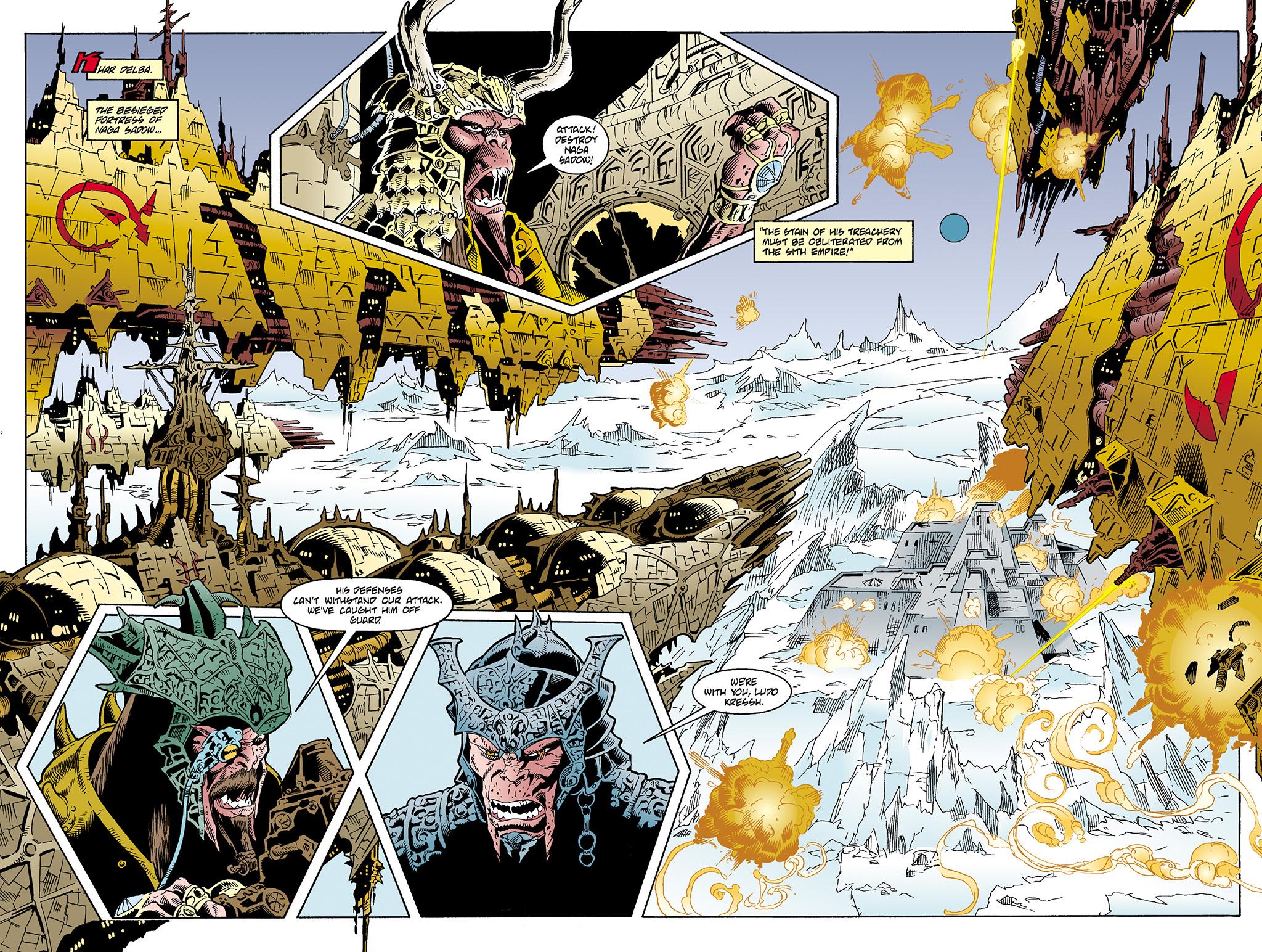 Read online Star Wars Omnibus comic -  Issue # Vol. 4 - 116