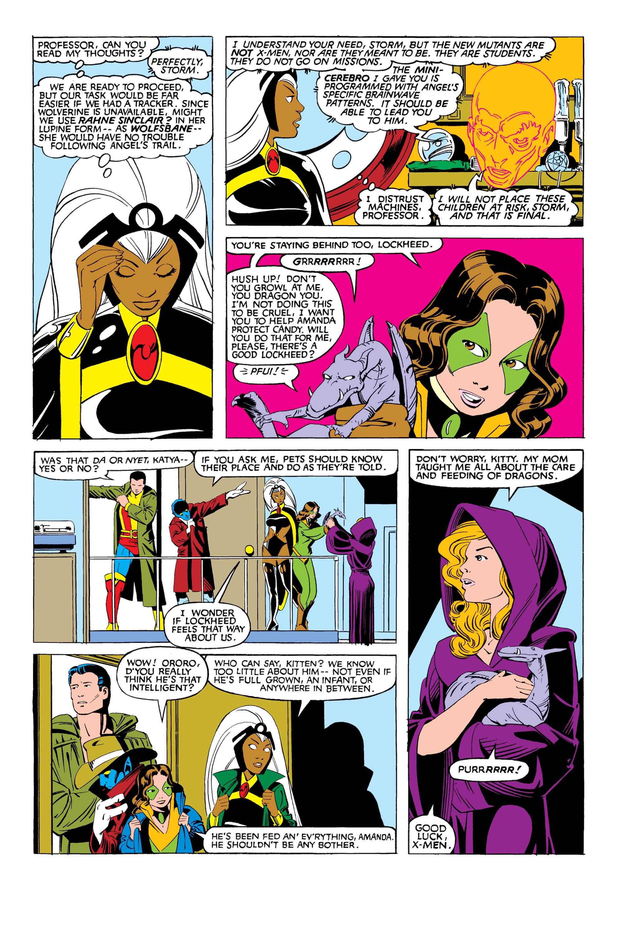 Read online Uncanny X-Men (1963) comic -  Issue #169 - 10