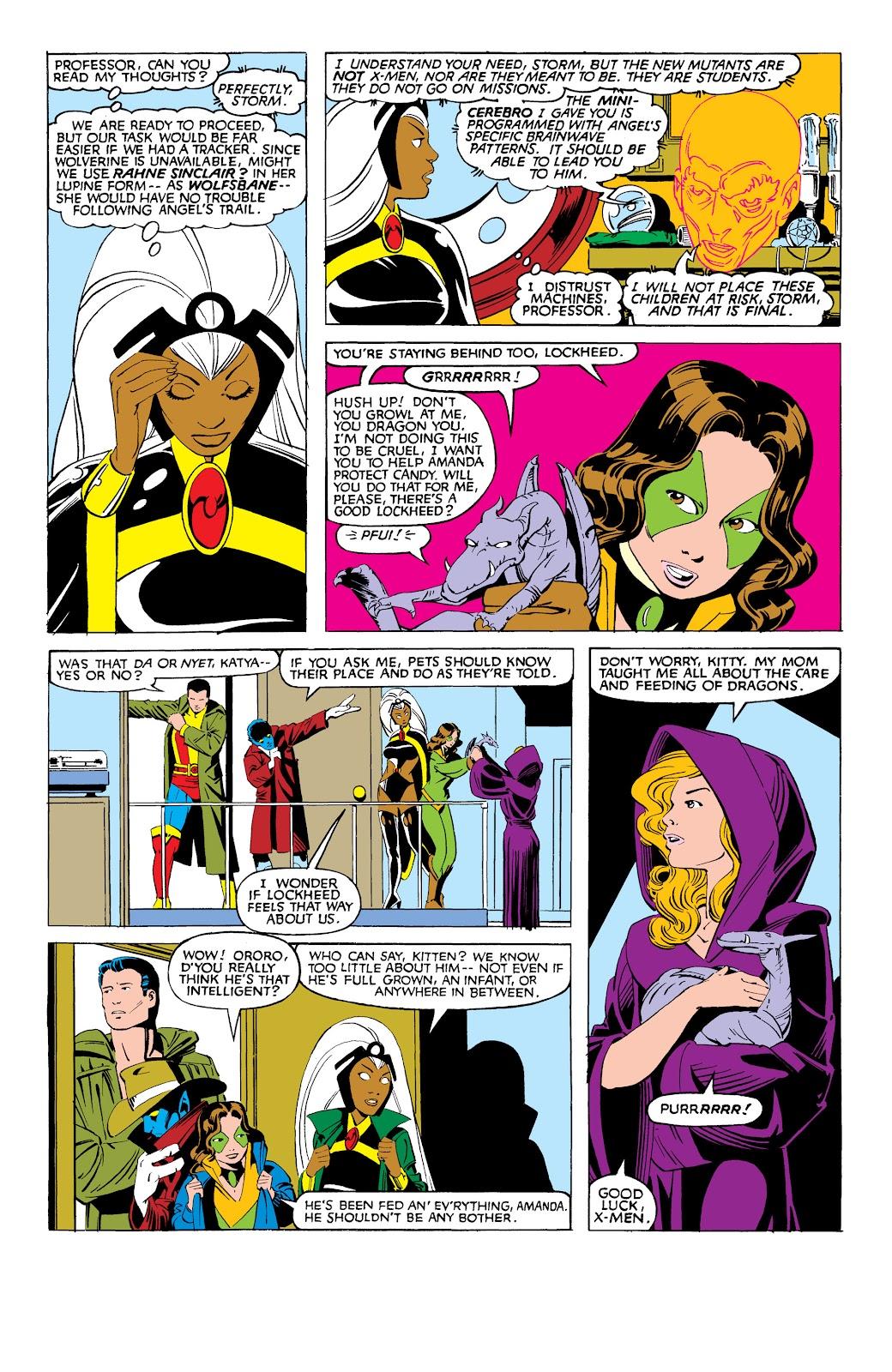 Uncanny X-Men (1963) issue 169 - Page 10