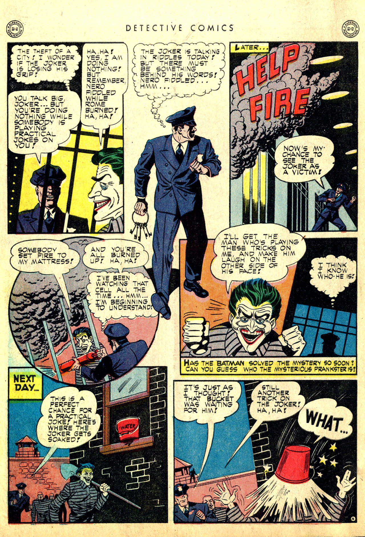 Read online Detective Comics (1937) comic -  Issue #91 - 6