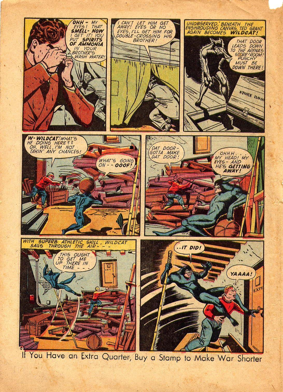 Read online Sensation (Mystery) Comics comic -  Issue #30 - 56