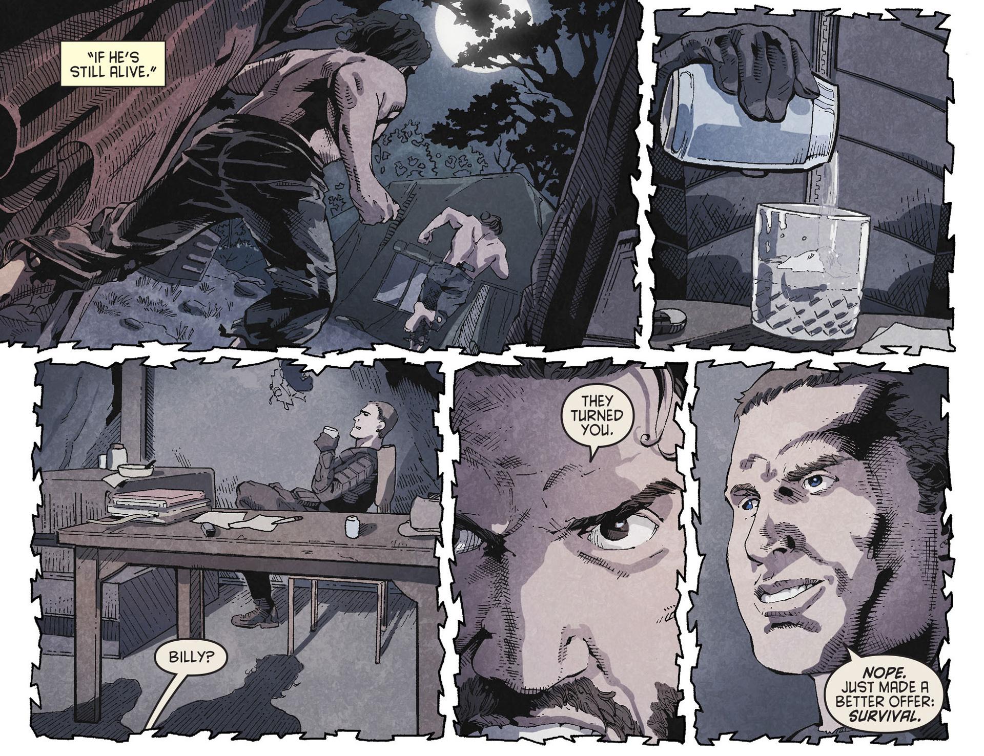 Read online Arrow [II] comic -  Issue #19 - 17