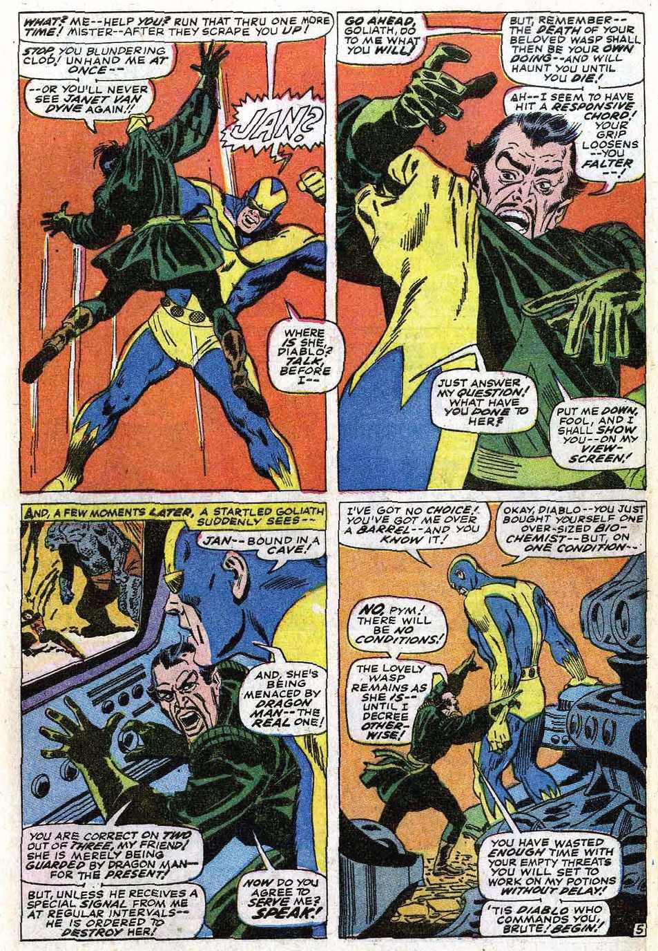 The Avengers (1963) 42 Page 8
