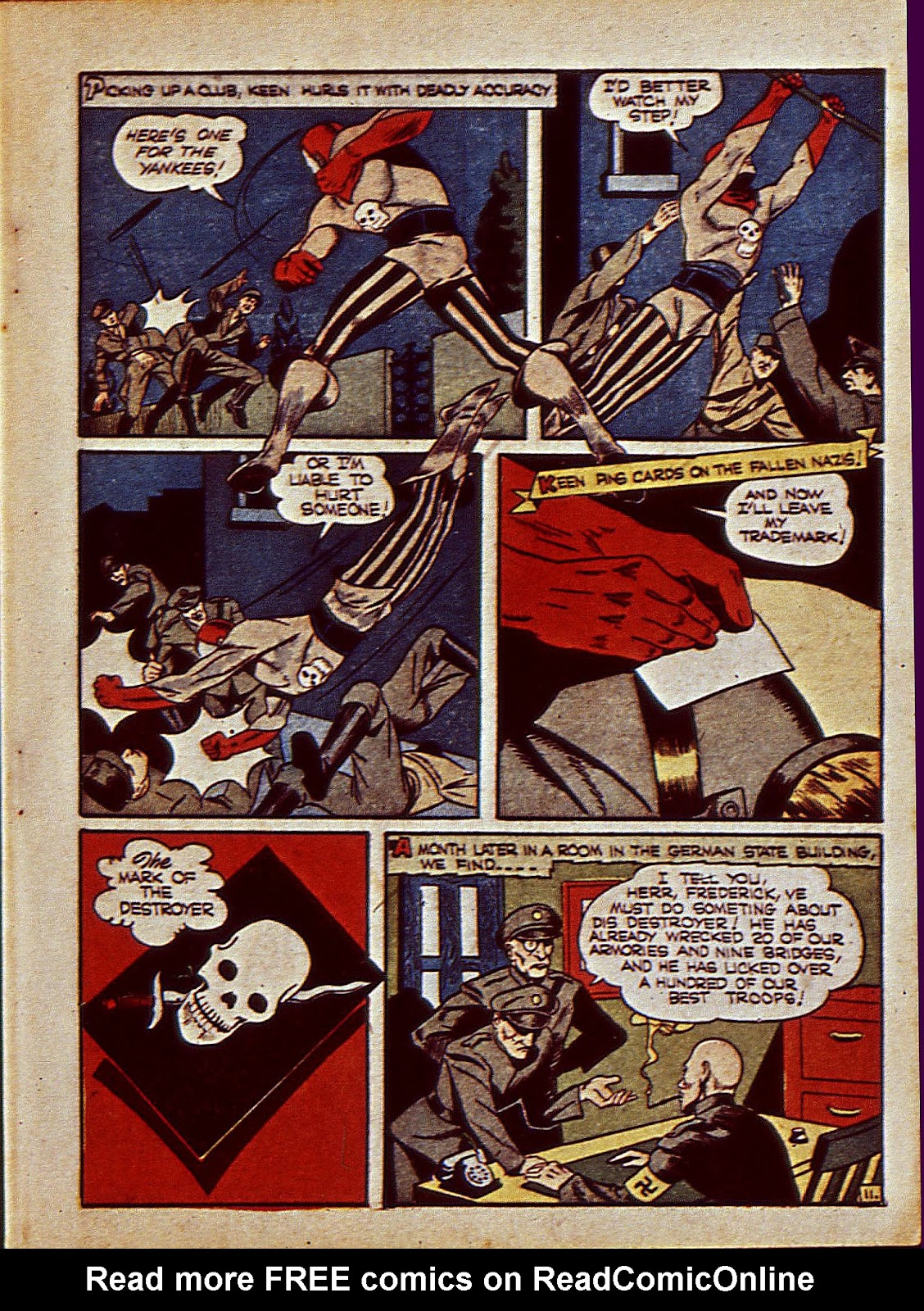 Mystic Comics (1940) issue 6 - Page 14