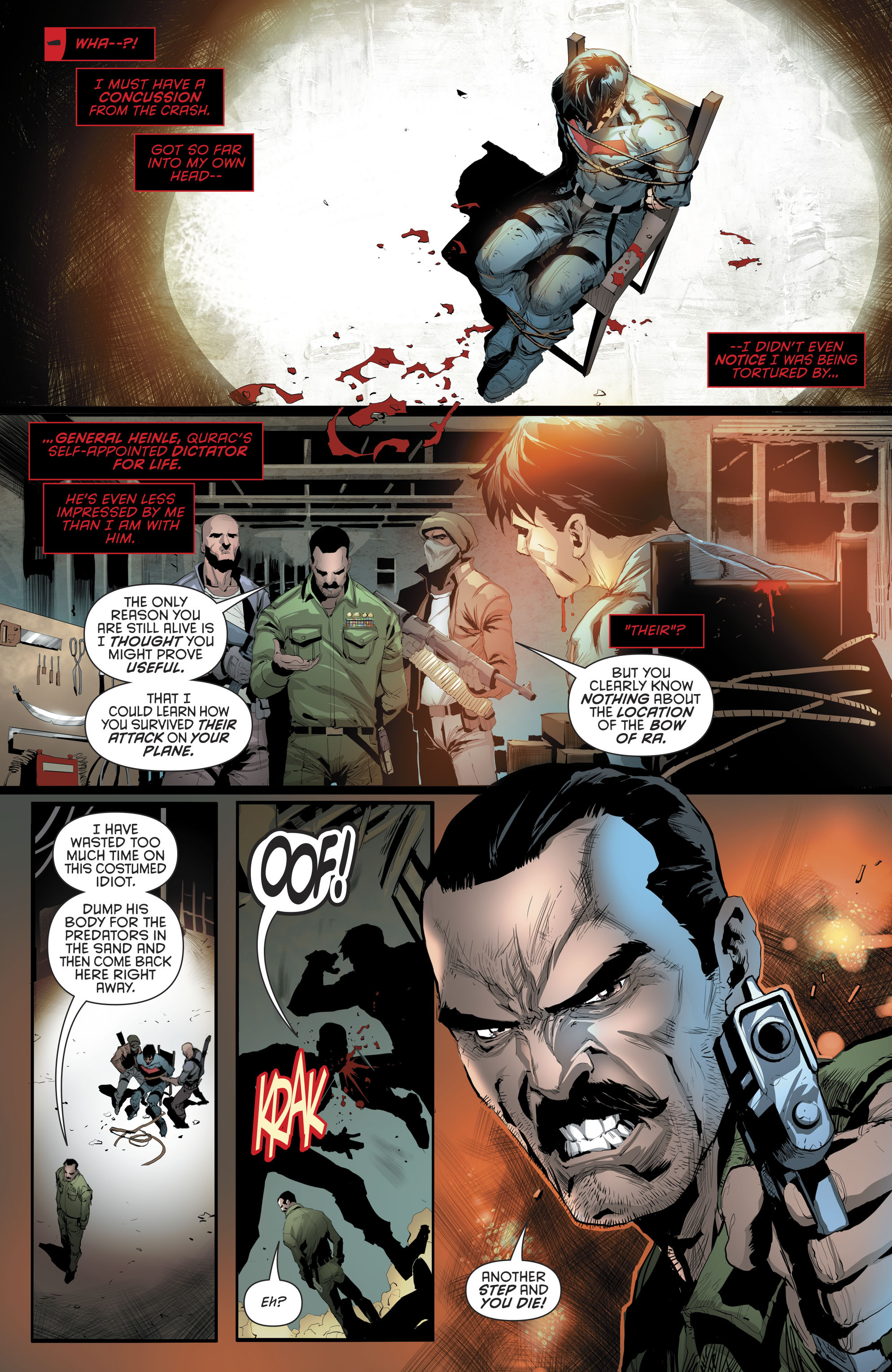 Read online Red Hood and the Outlaws (2016) comic -  Issue #10 - 17