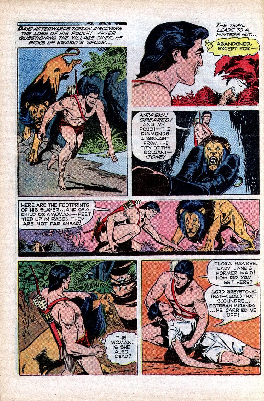 Tarzan (1962) issue 173 - Page 24