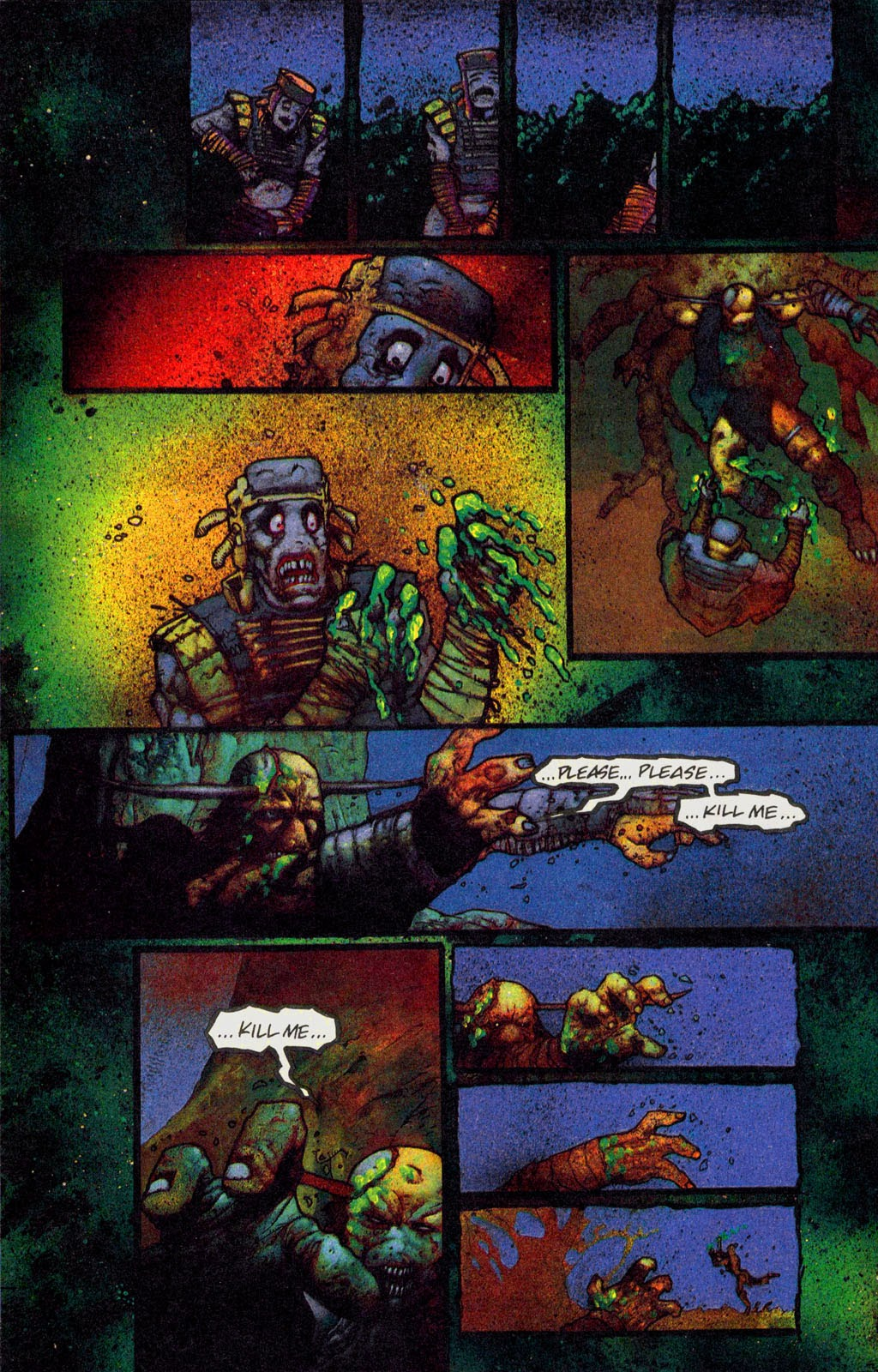 Read online Melting Pot comic -  Issue #1 - 27