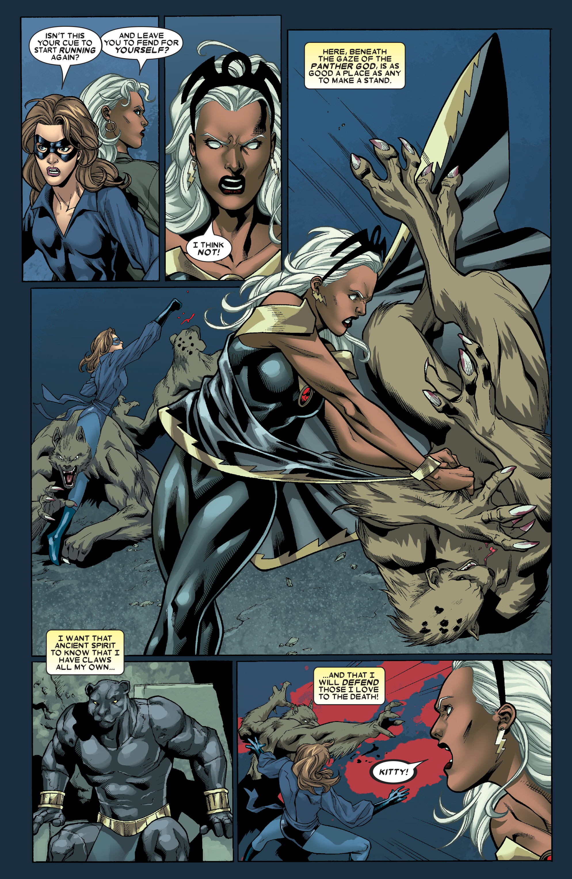 Read online Uncanny X-Men (1963) comic -  Issue # _Annual 1 (2006) - 31
