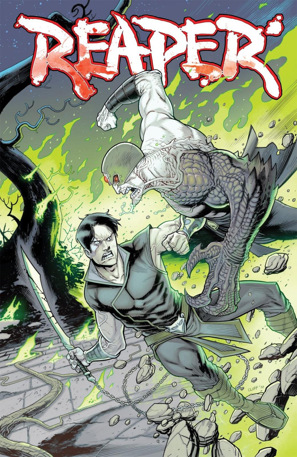 Read online Reaper comic -  Issue #2 - 35