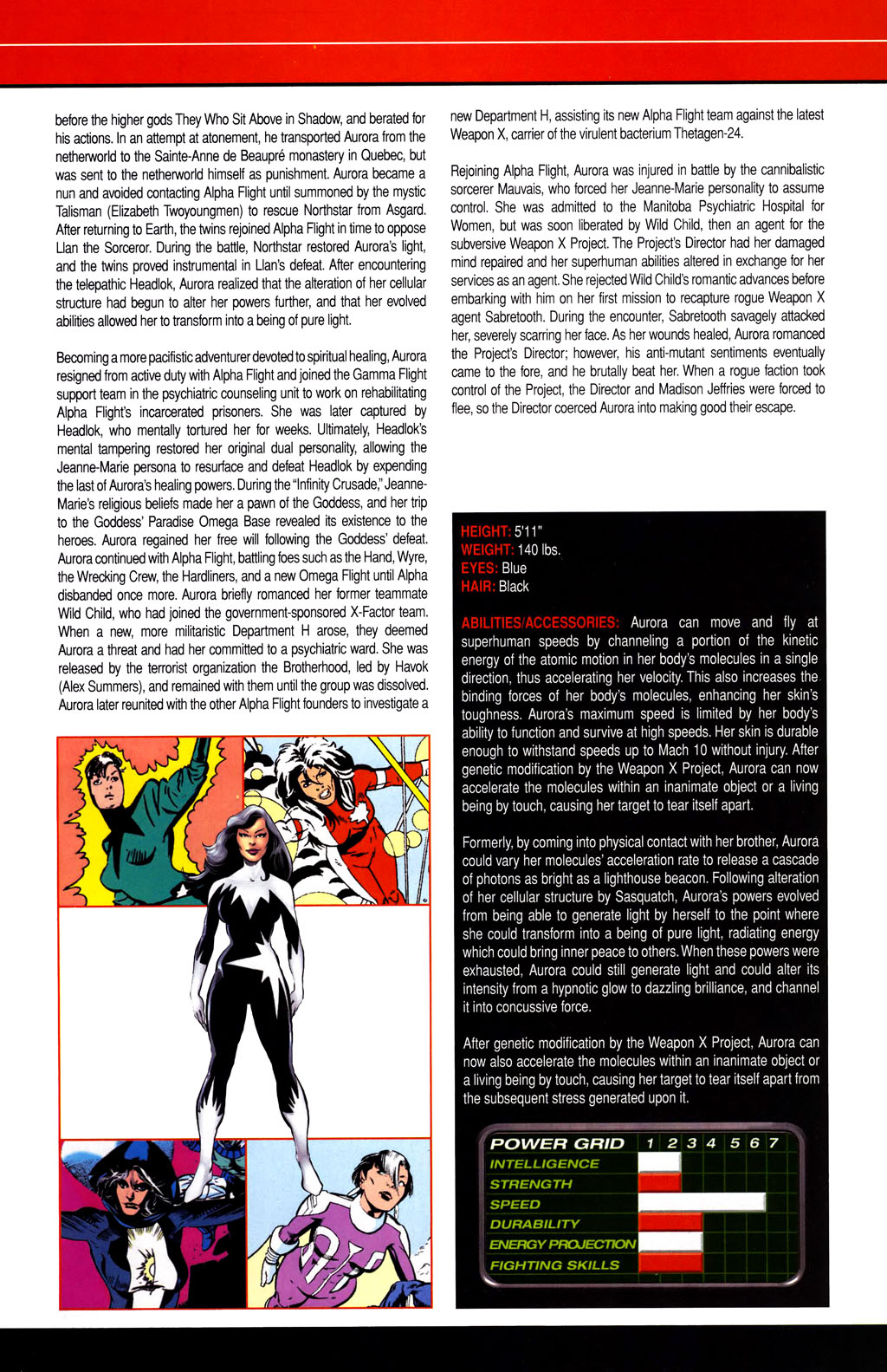 Read online All-New Official Handbook of the Marvel Universe A to Z comic -  Issue #1 - 41