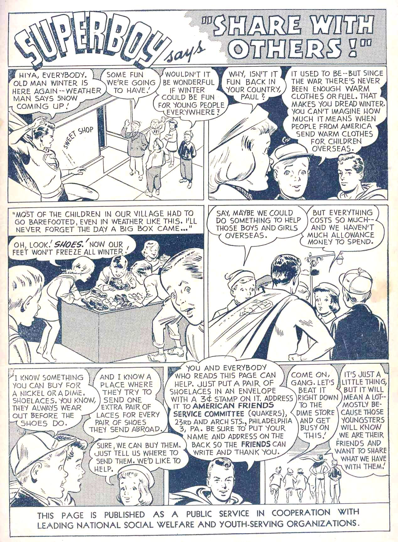 Read online Adventure Comics (1938) comic -  Issue #172 - 43