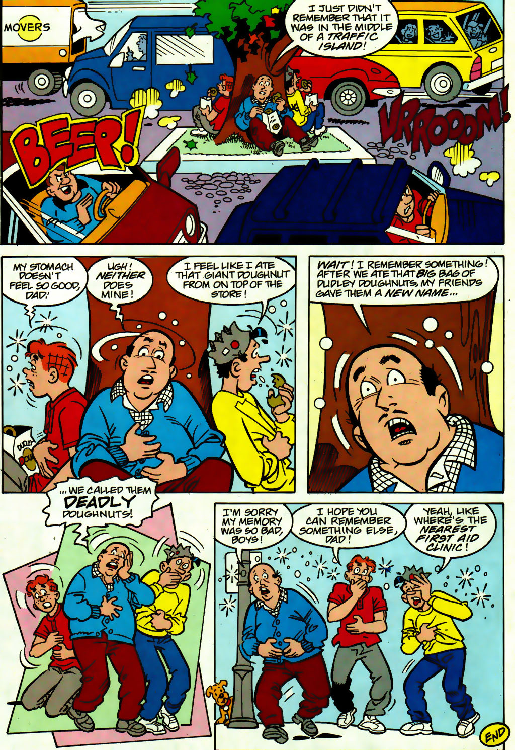Read online Archie (1960) comic -  Issue #560 - 23