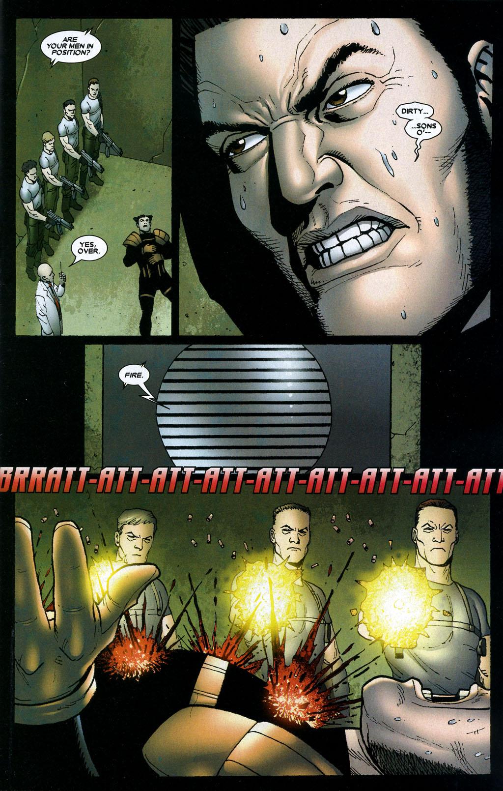 Read online Wolverine: Origins comic -  Issue #6 - 9