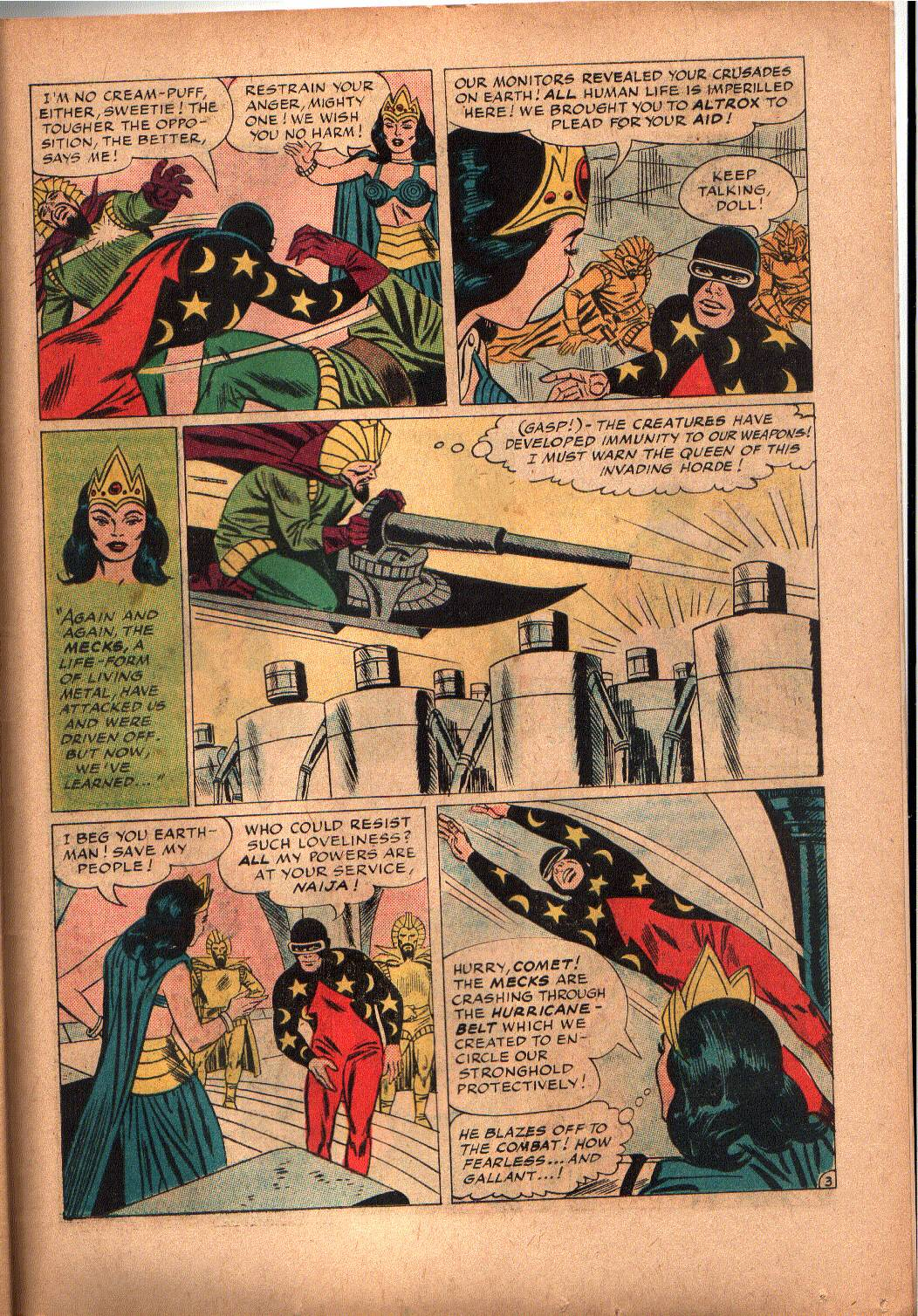 The Mighty Crusaders (1965) Issue #2 #2 - English 25