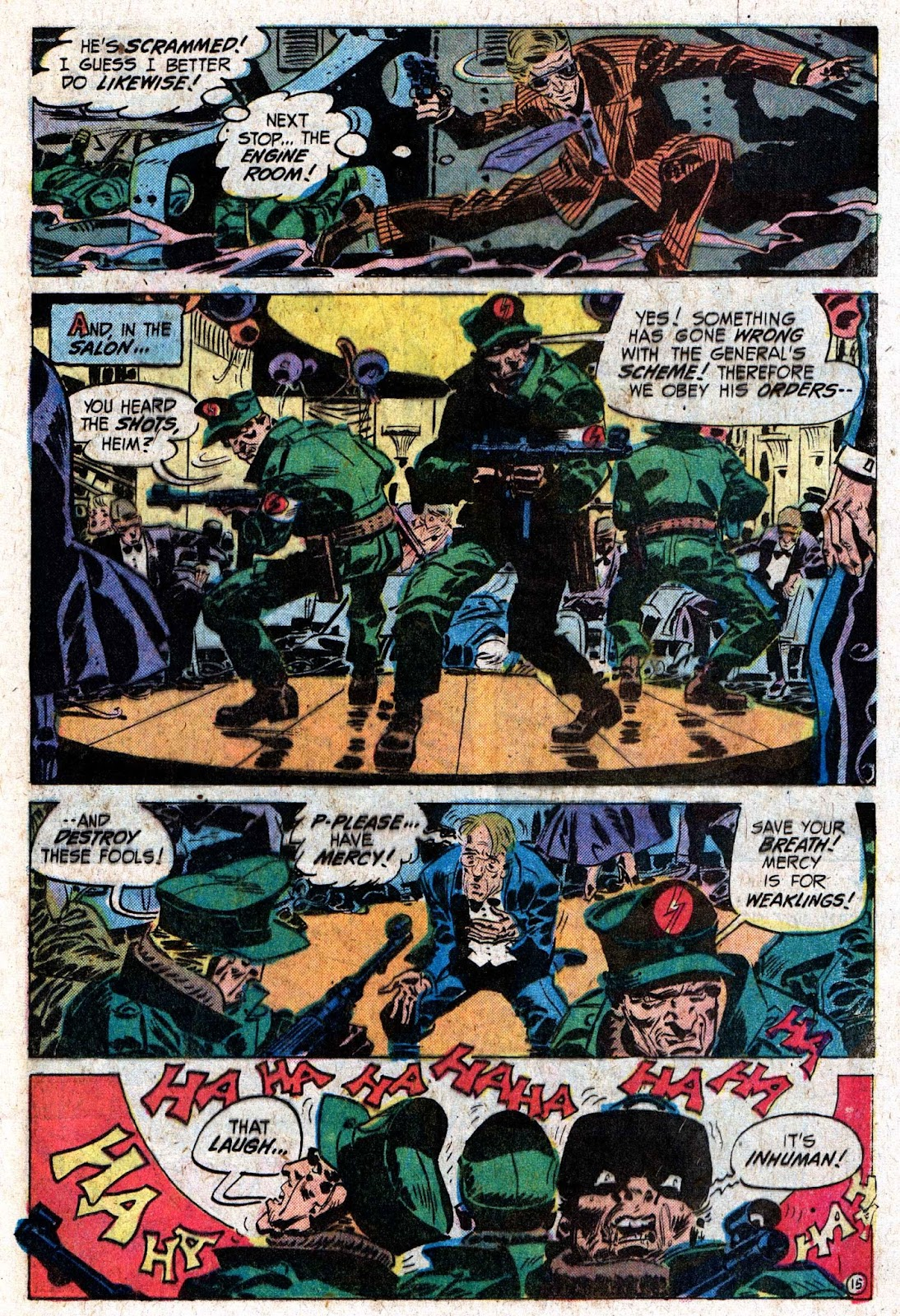 The Shadow (1973) issue 5 - Page 24