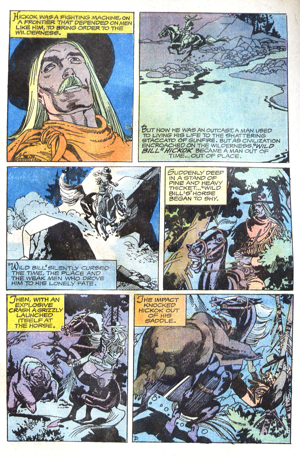 Read online All-Star Western (1970) comic -  Issue #6 - 21