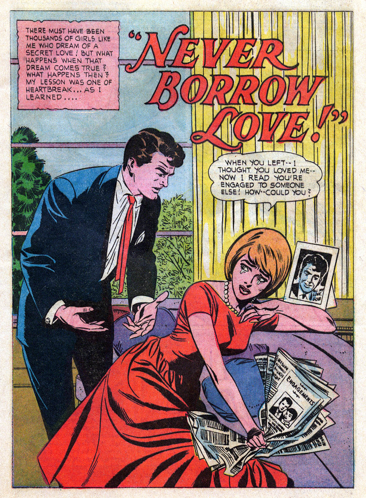 Read online Secret Hearts comic -  Issue #109 - 13
