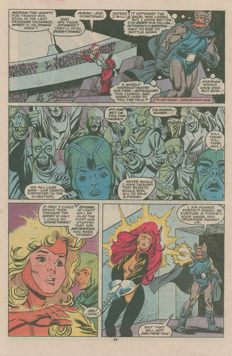 Read online X-Factor (1986) comic -  Issue #49 - 18