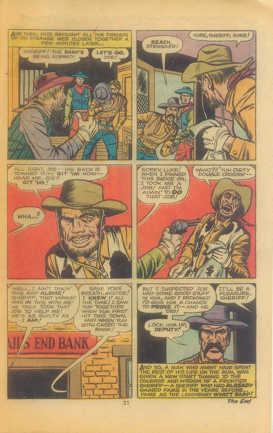 Kid Colt Outlaw issue 197 - Page 33