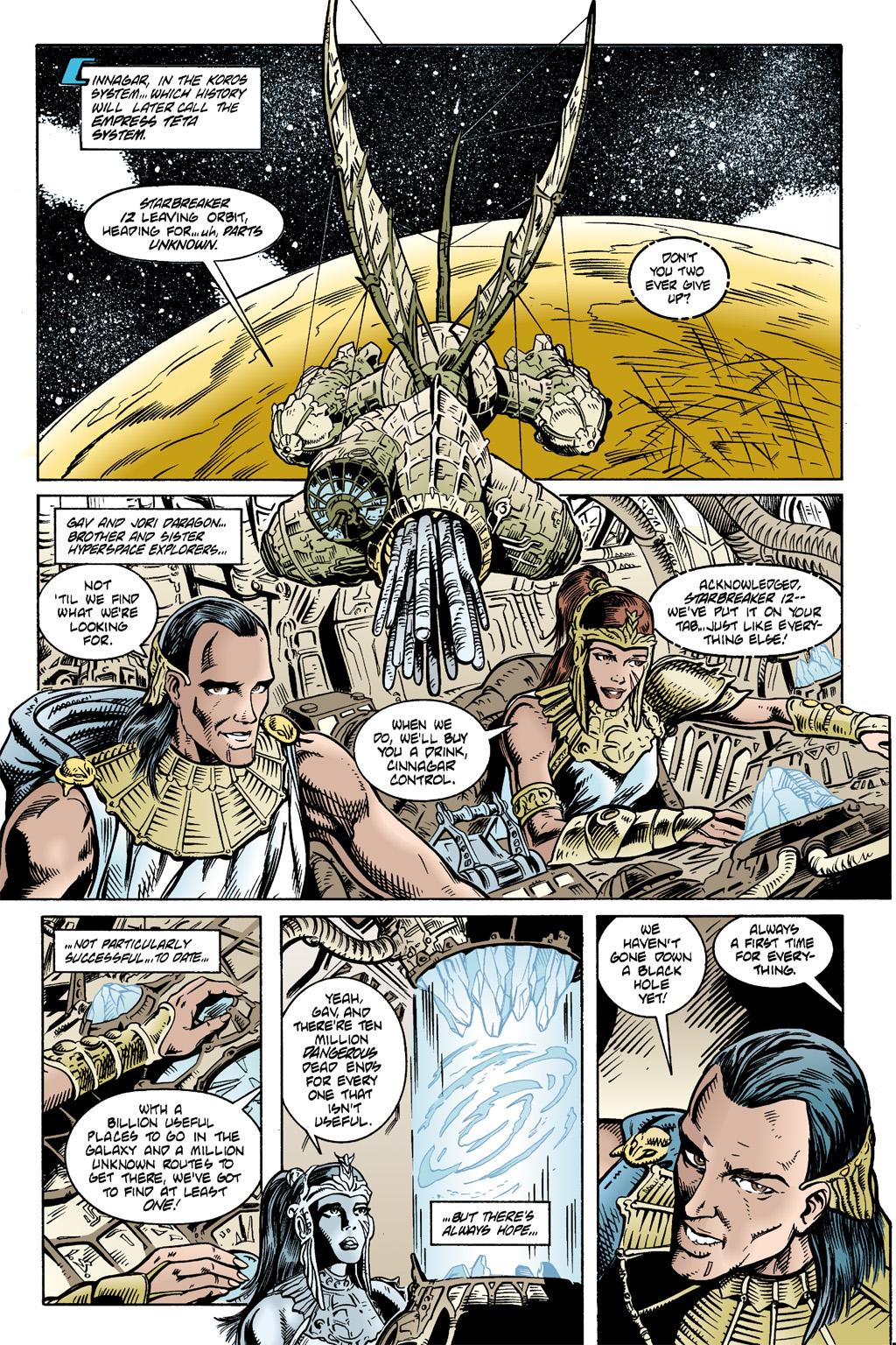 Read online Star Wars Omnibus comic -  Issue # Vol. 4 - 22