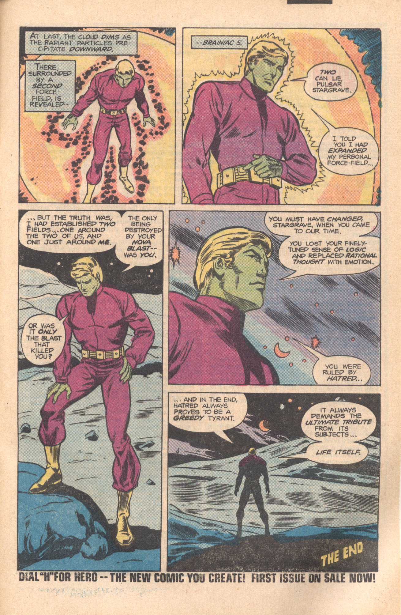 Legion of Super-Heroes (1980) 273 Page 25