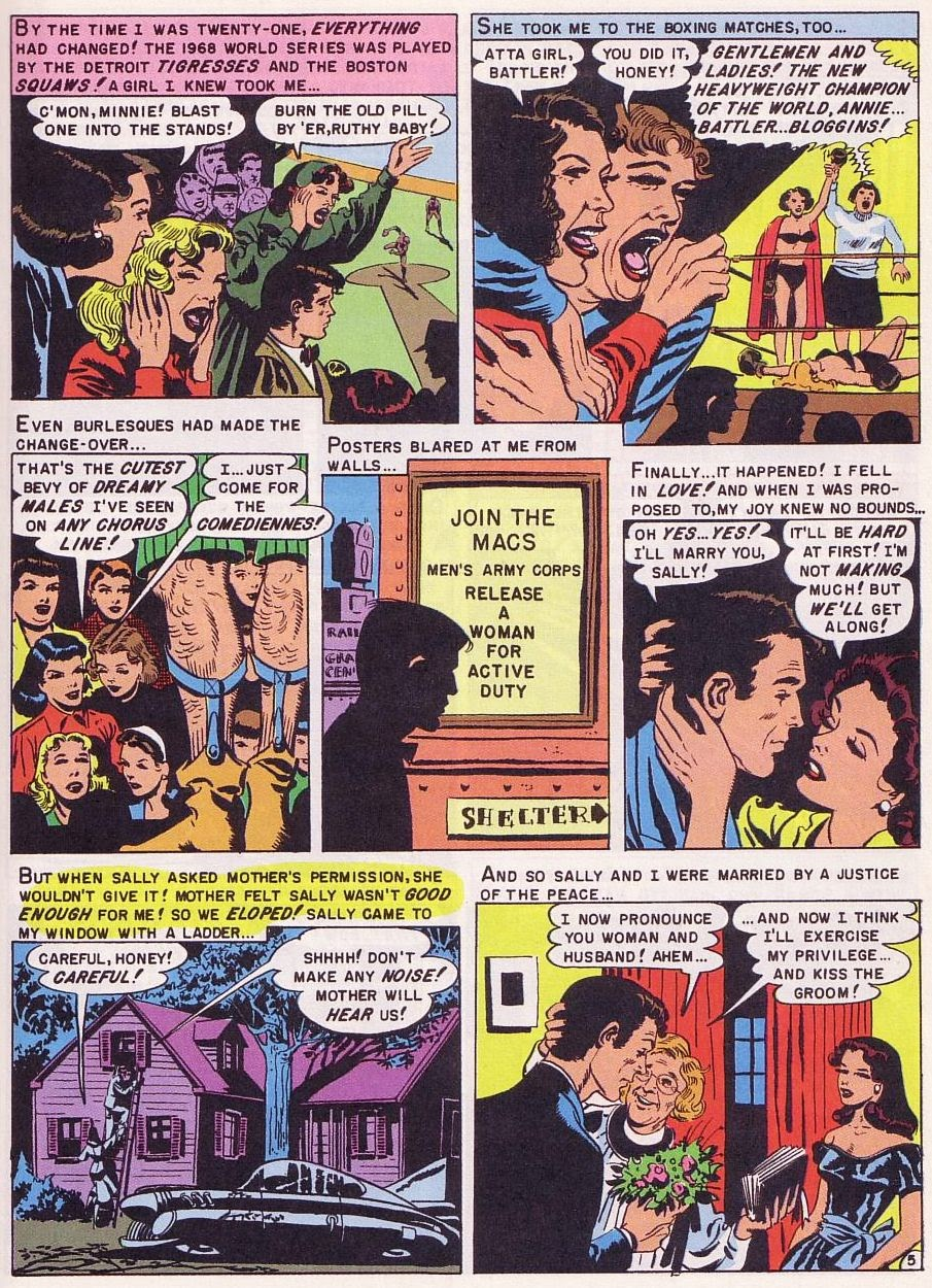 Weird Fantasy (1951) issue 12 - Page 28