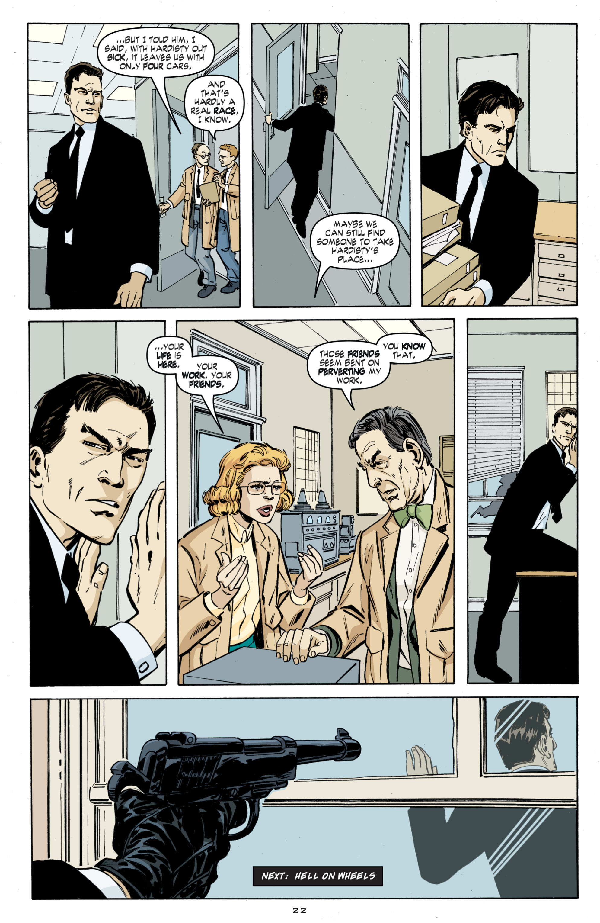 Read online Cold War comic -  Issue # TPB - 30